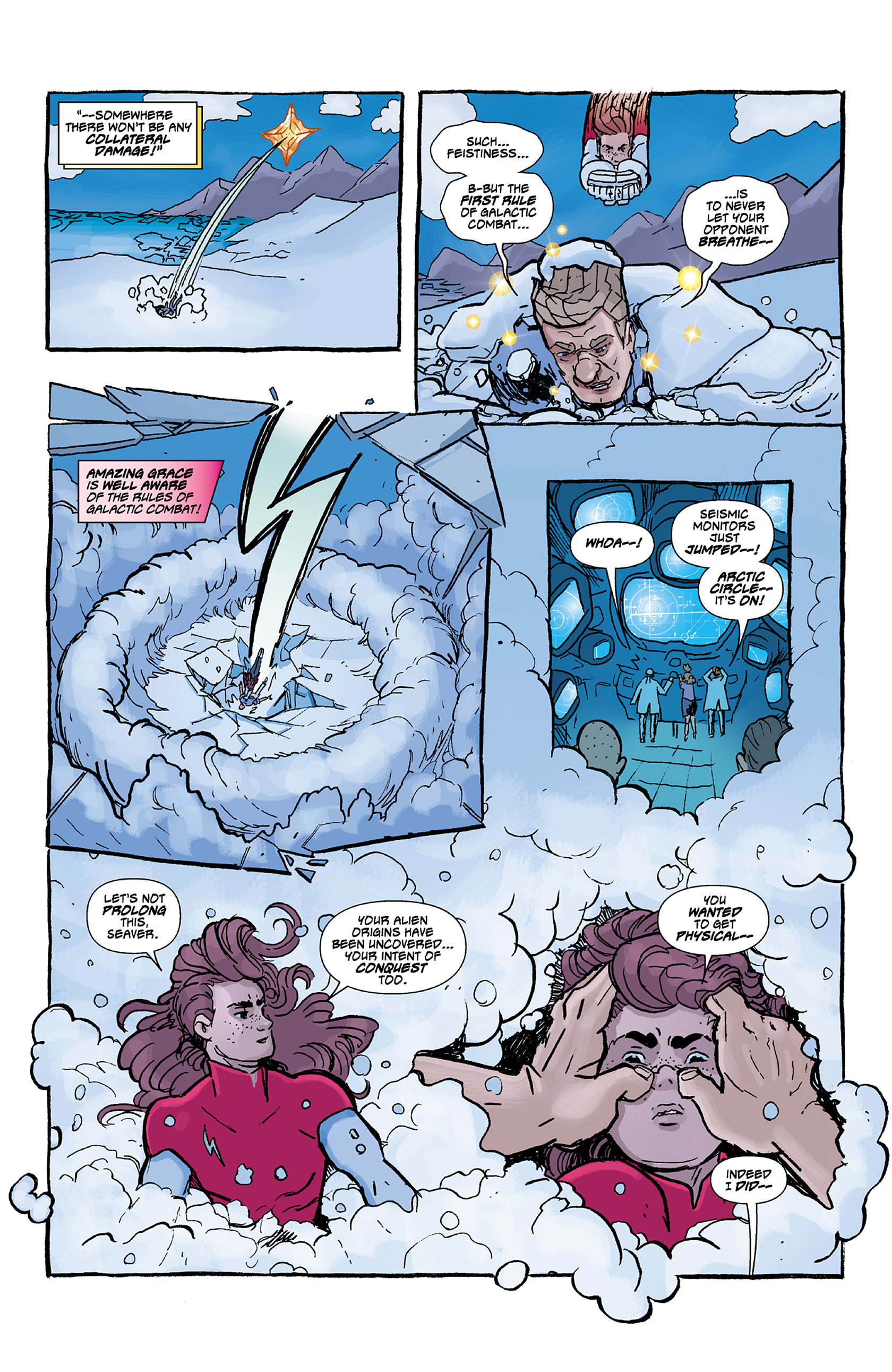 Read online Catalyst Comix comic -  Issue #6 - 7