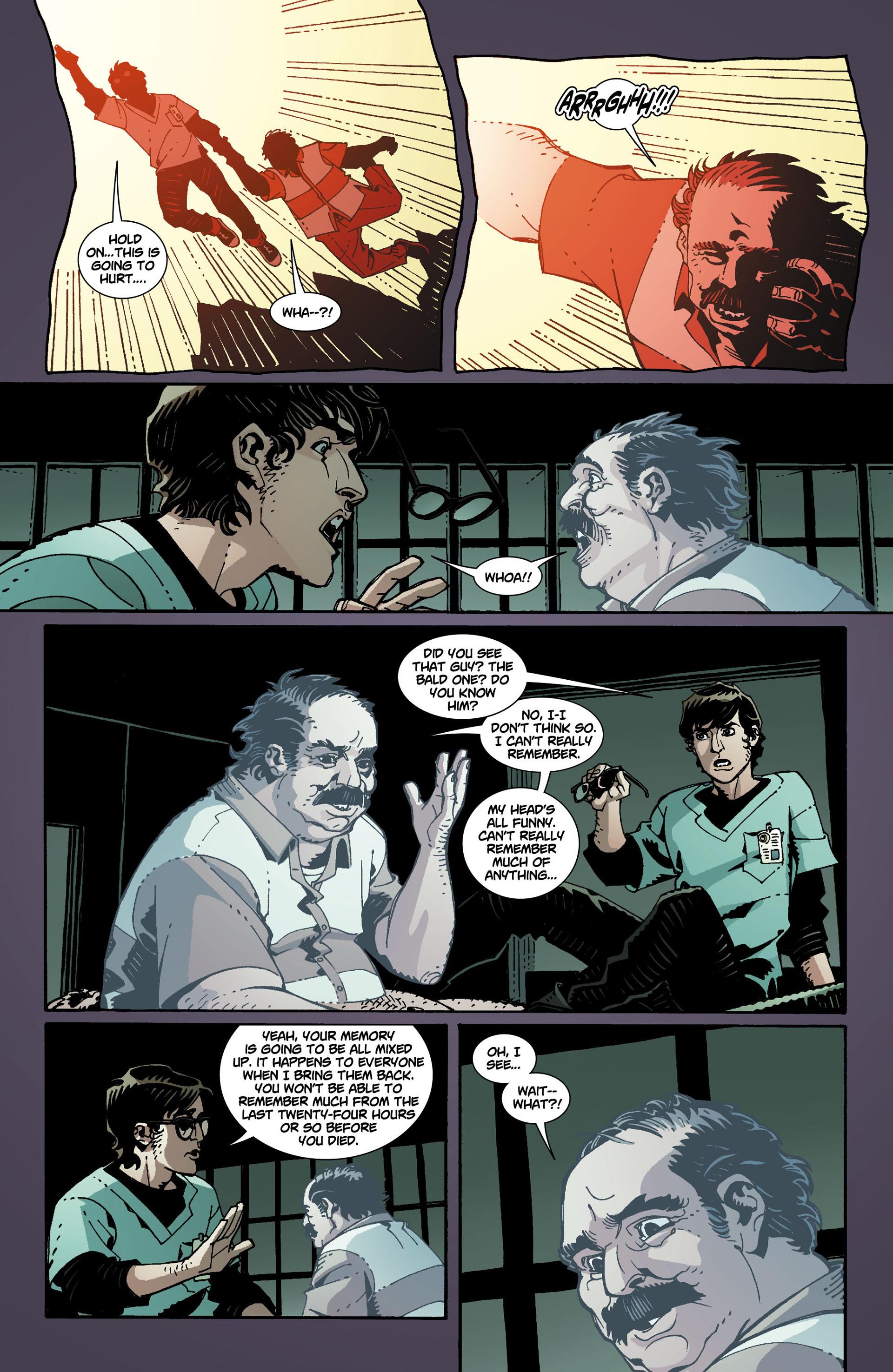 Read online National Comics: Eternity comic -  Issue # Full - 14