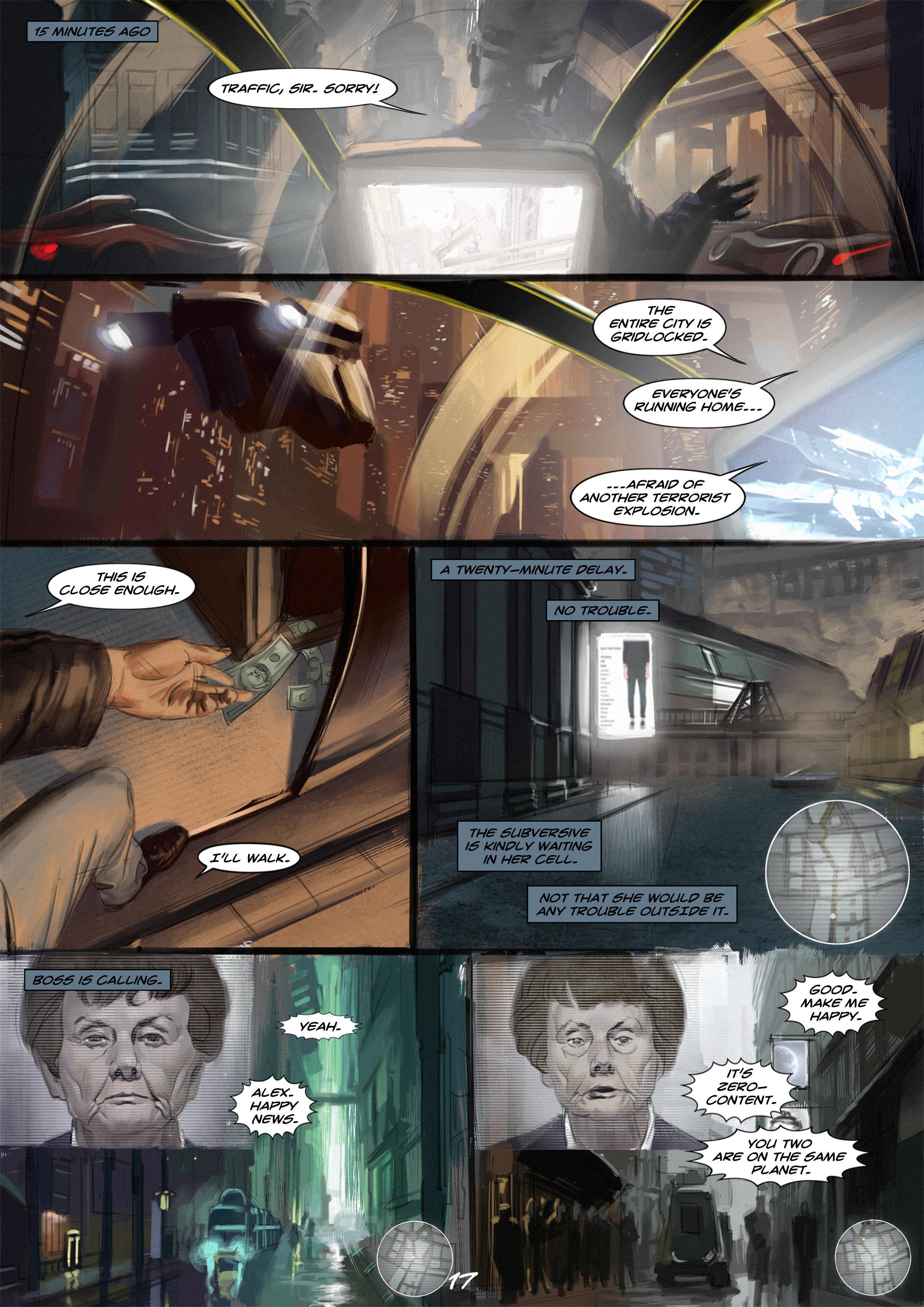 Read online Wynter comic -  Issue #2 - 18