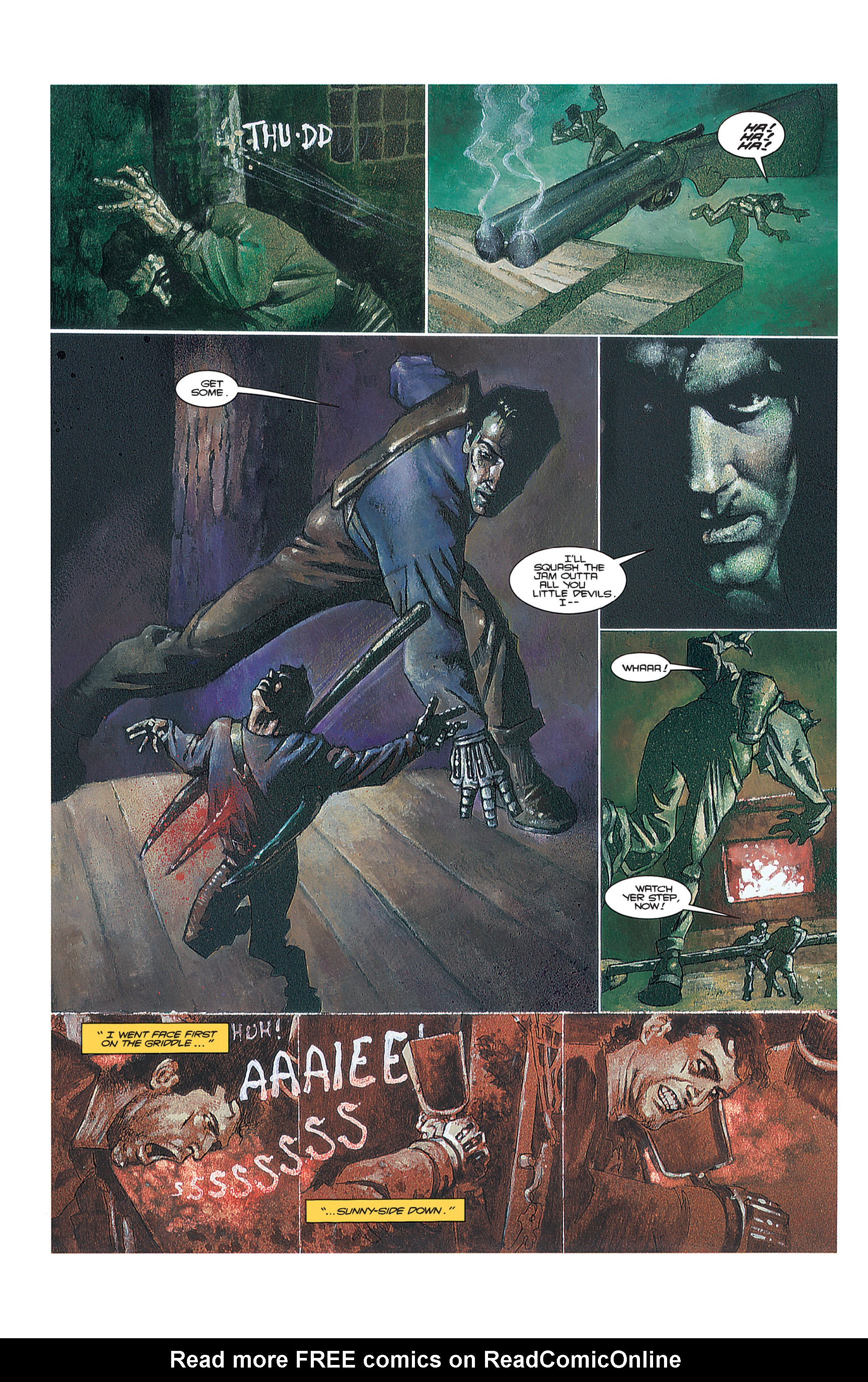 Read online Army of Darkness (1992) comic -  Issue #2 - 10