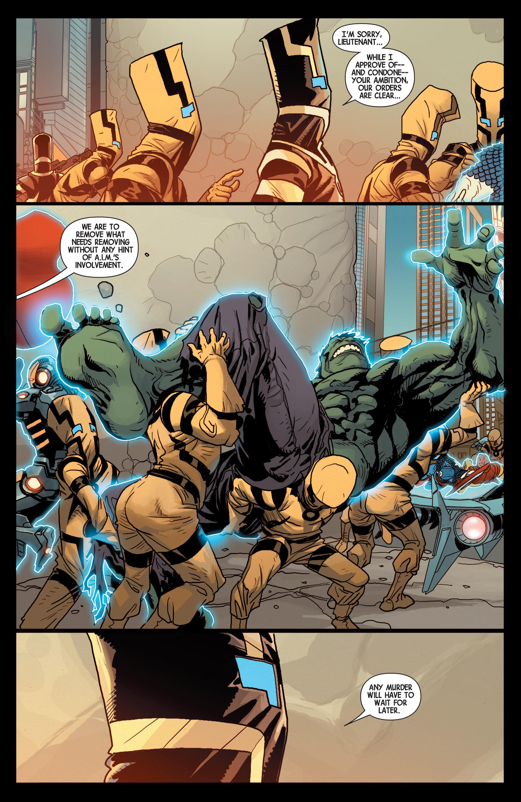 Read online Avengers (2013) comic -  Issue #Avengers (2013) _TPB 5 - 111