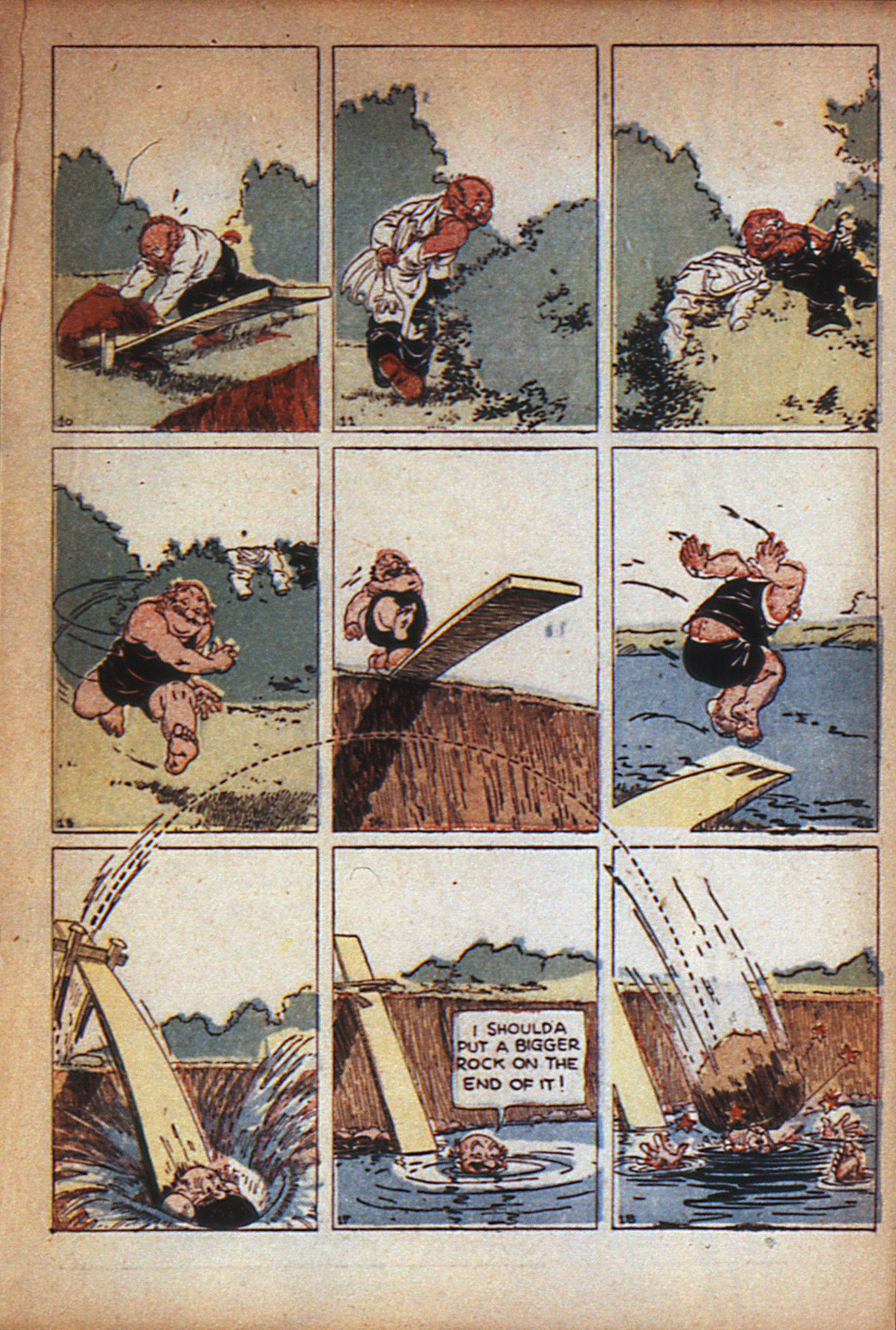 Read online Adventure Comics (1938) comic -  Issue #7 - 28