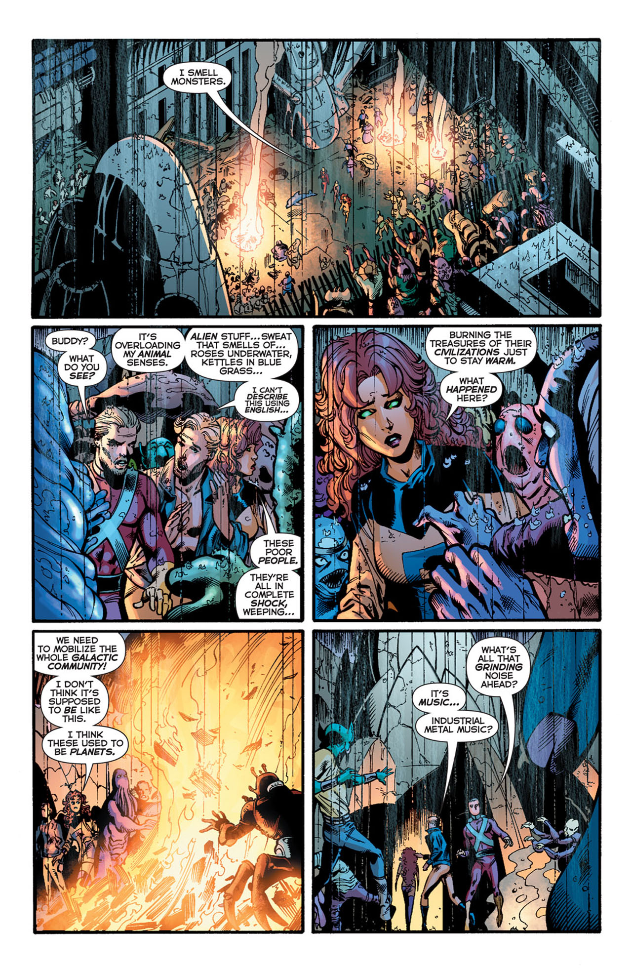 Read online 52 comic -  Issue #19 - 10
