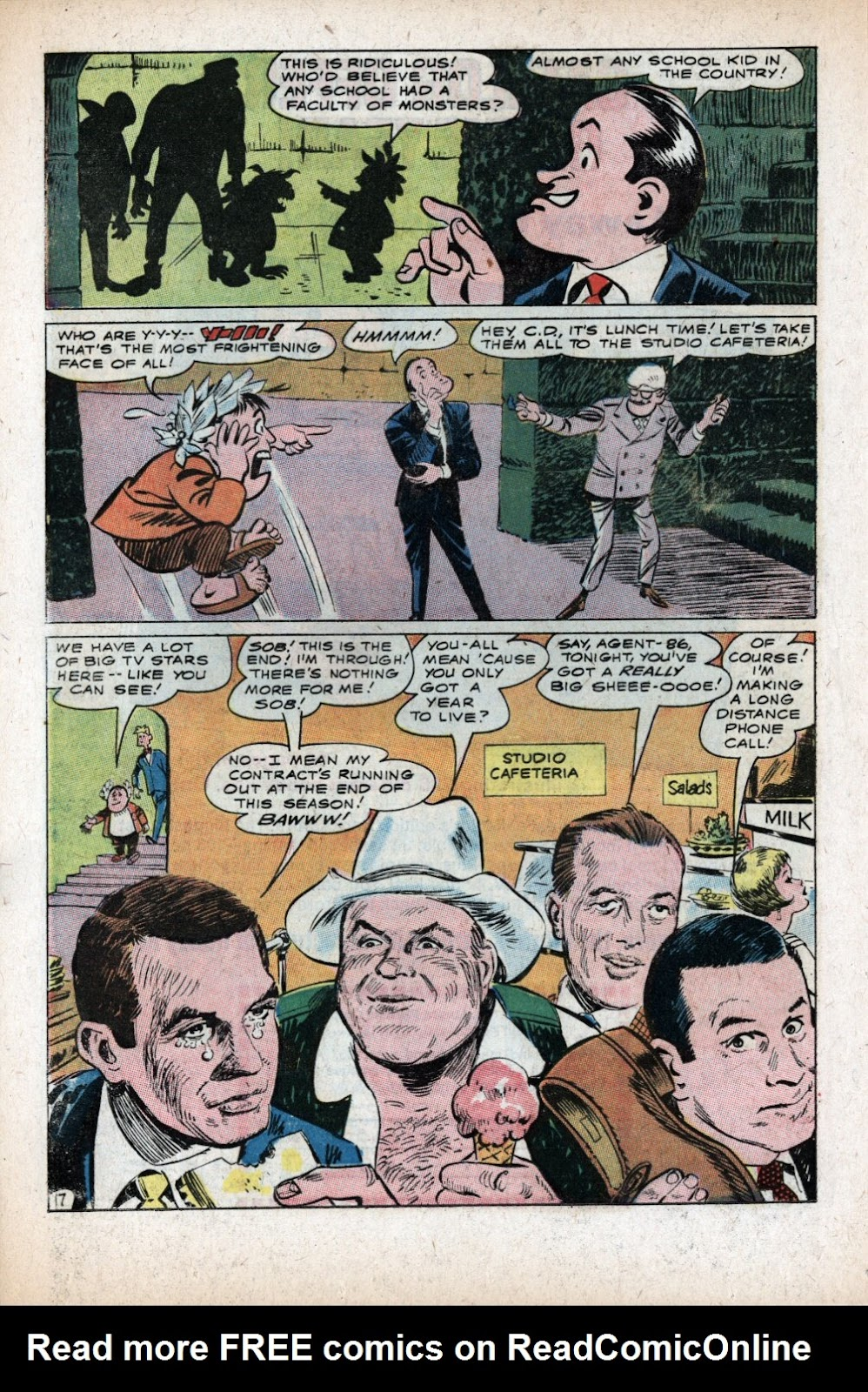 The Adventures of Bob Hope issue 105 - Page 24
