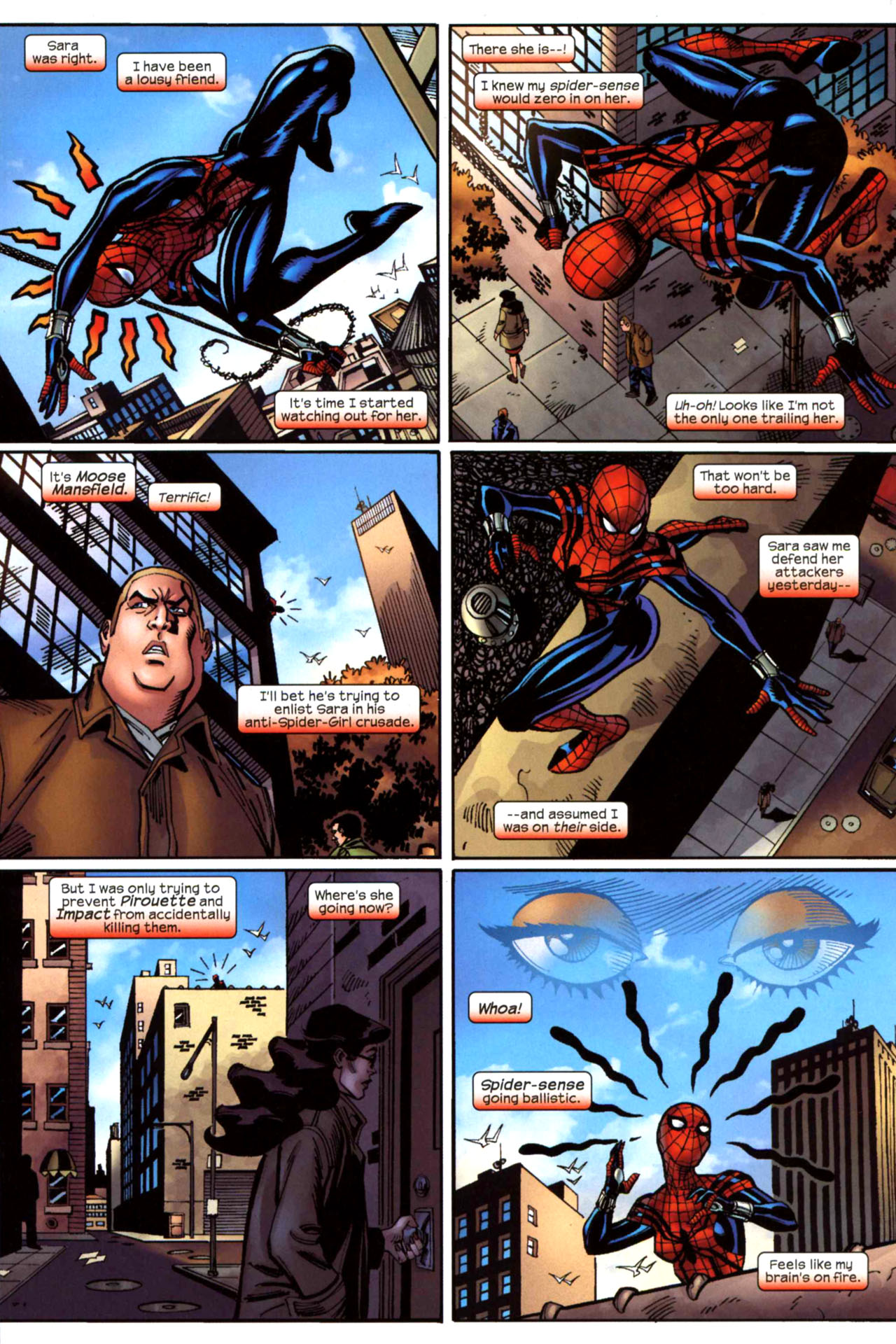 Read online Amazing Spider-Girl comic -  Issue #21 - 14