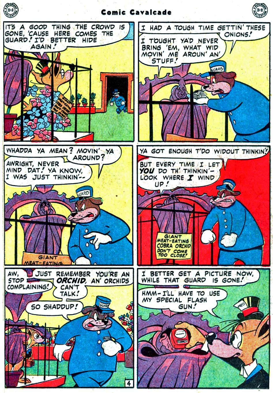 Comic Cavalcade issue 32 - Page 27