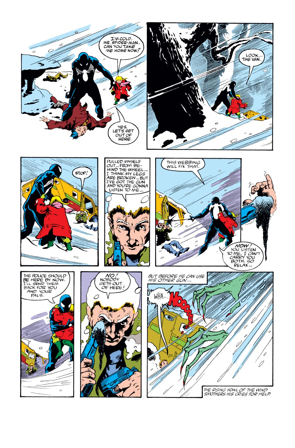 The Amazing Spider-Man (1963) 277 Page 21