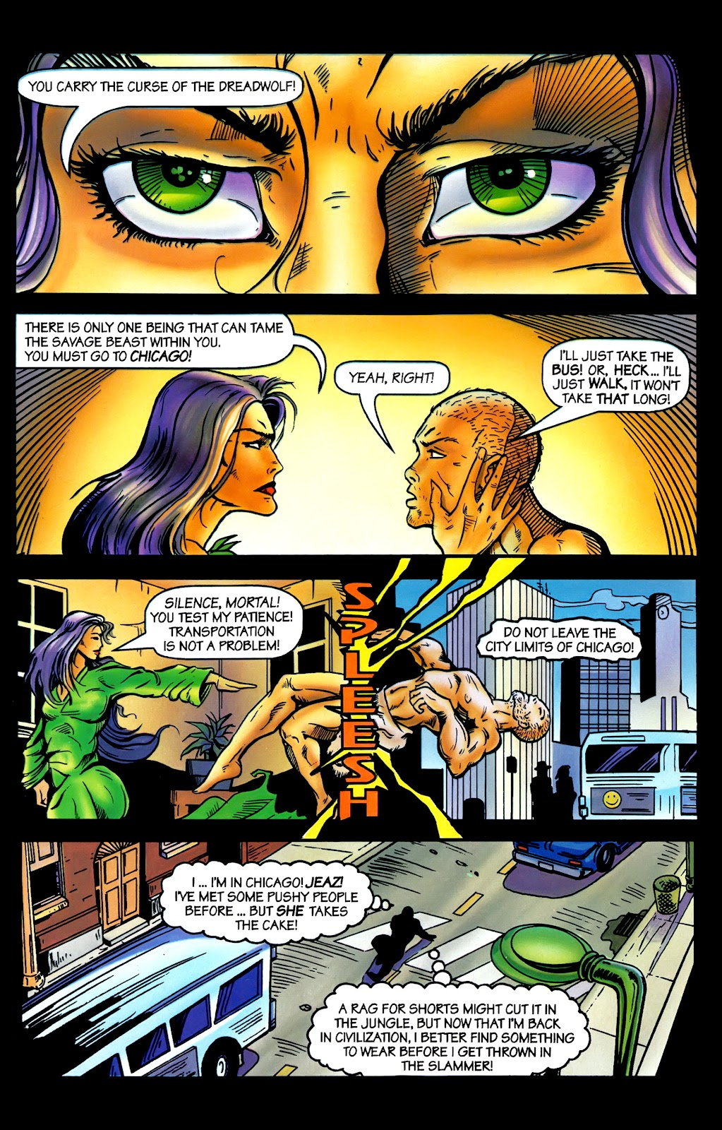 Read online Perg comic -  Issue #2 - 19