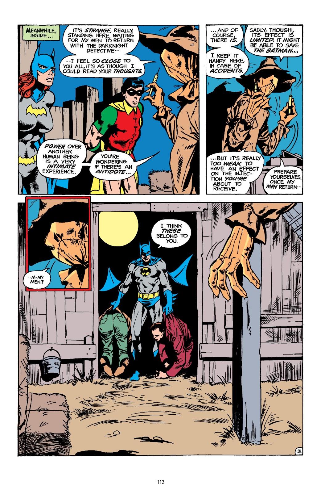 Read online Batman Arkham: Scarecrow comic -  Issue # TPB (Part 2) - 12