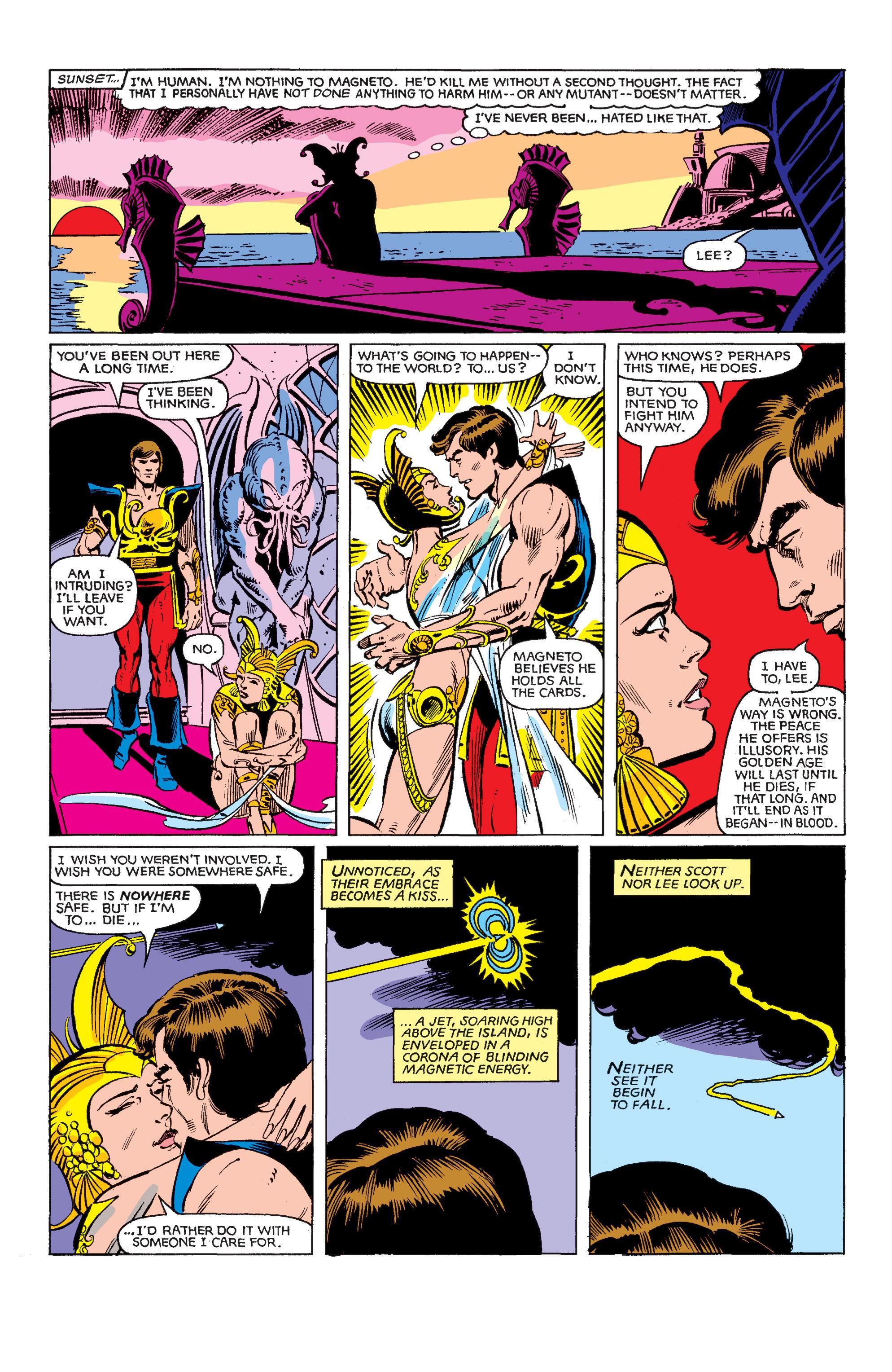 Read online Uncanny X-Men (1963) comic -  Issue #150 - 9