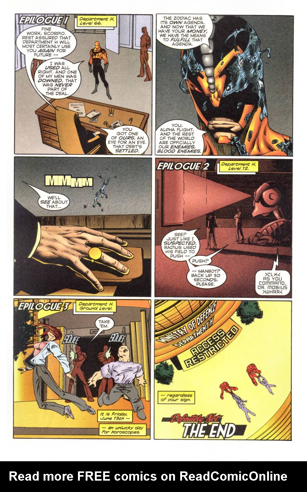 Read online Alpha Flight (1997) comic -  Issue #1 - 43