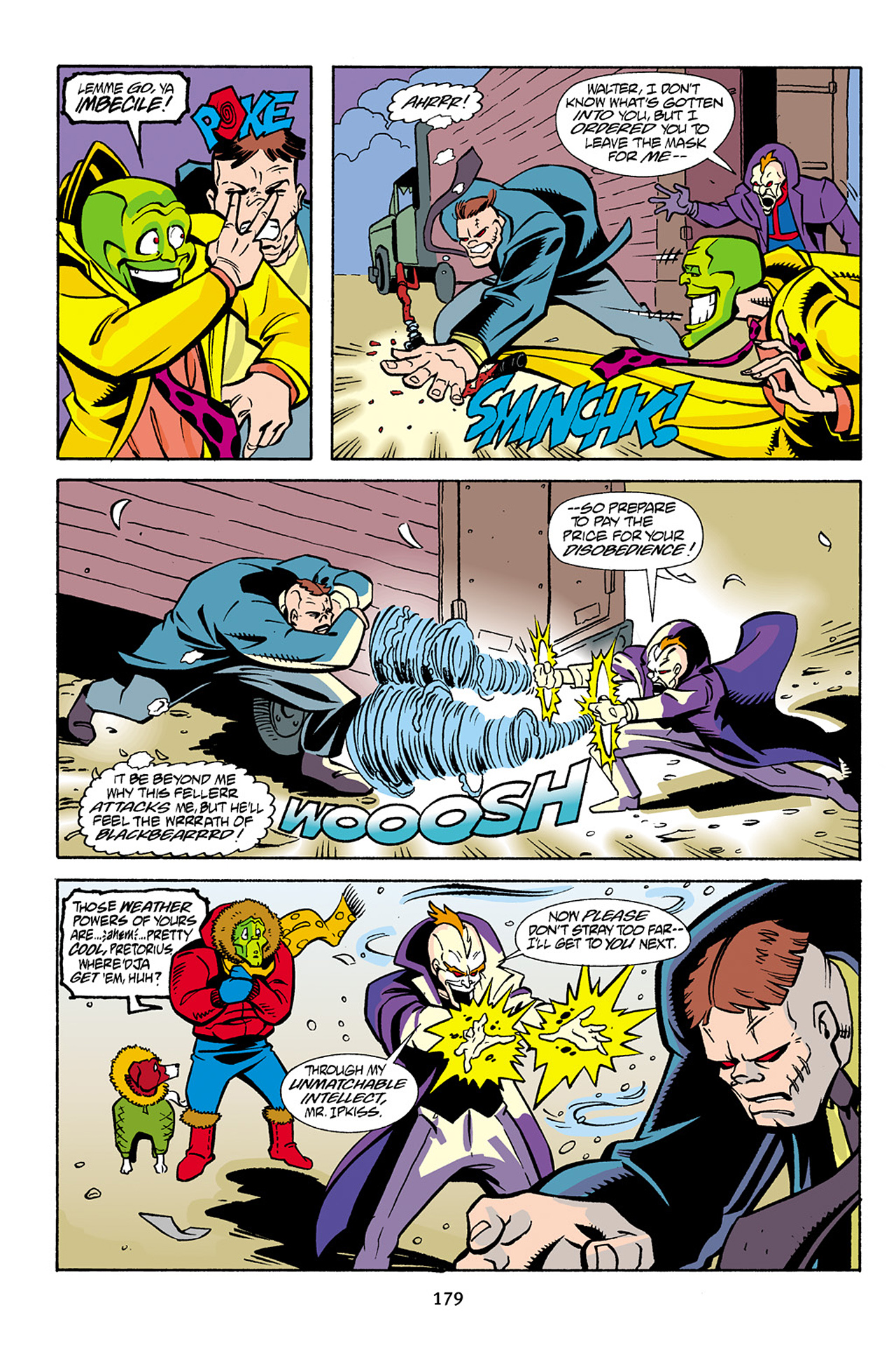 Read online Adventures Of The Mask Omnibus comic -  Issue #Adventures Of The Mask Omnibus Full - 178