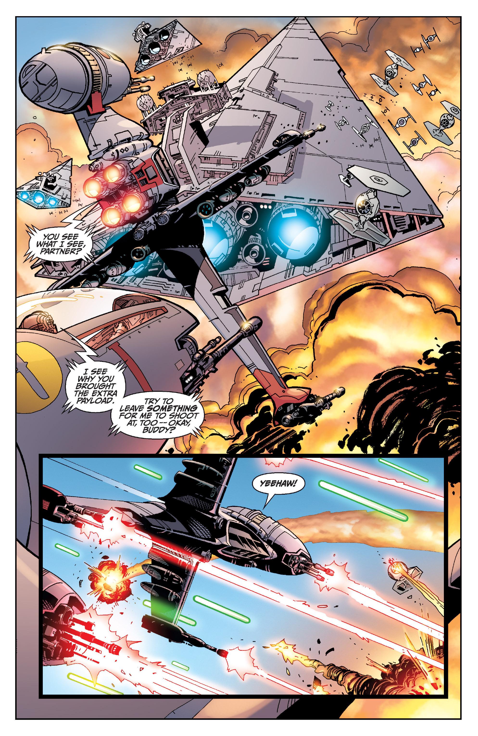 Read online Star Wars Omnibus comic -  Issue # Vol. 20 - 386