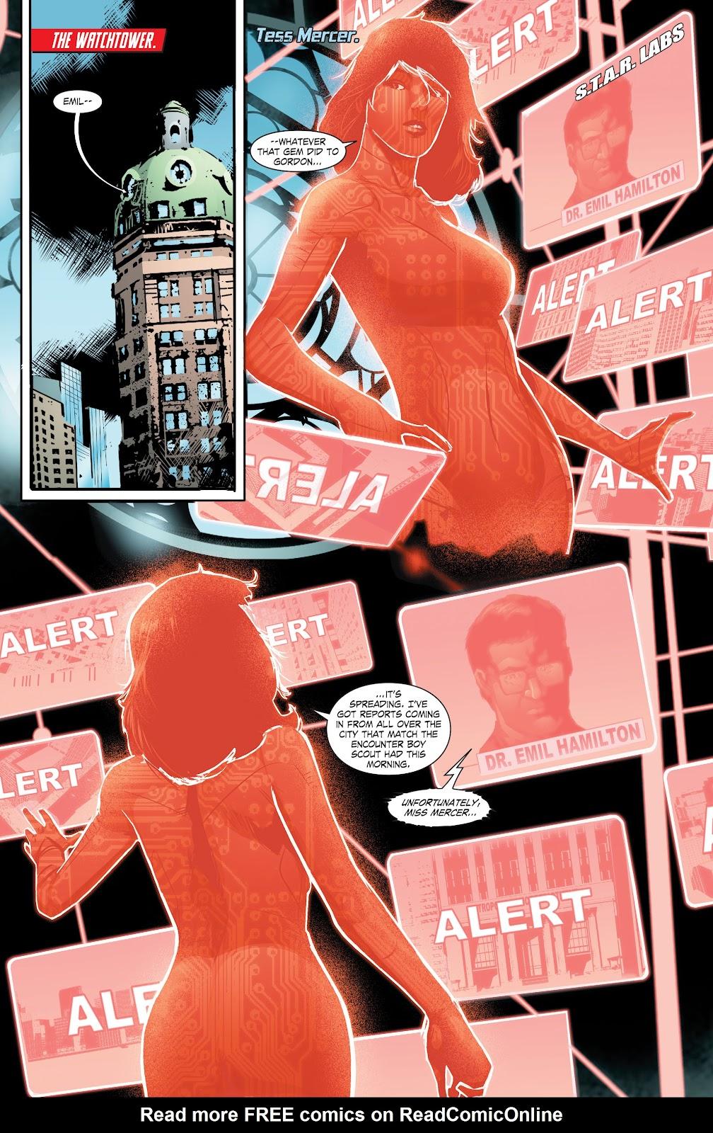 Read online Smallville Season 11 [II] comic -  Issue # TPB 8 - 81
