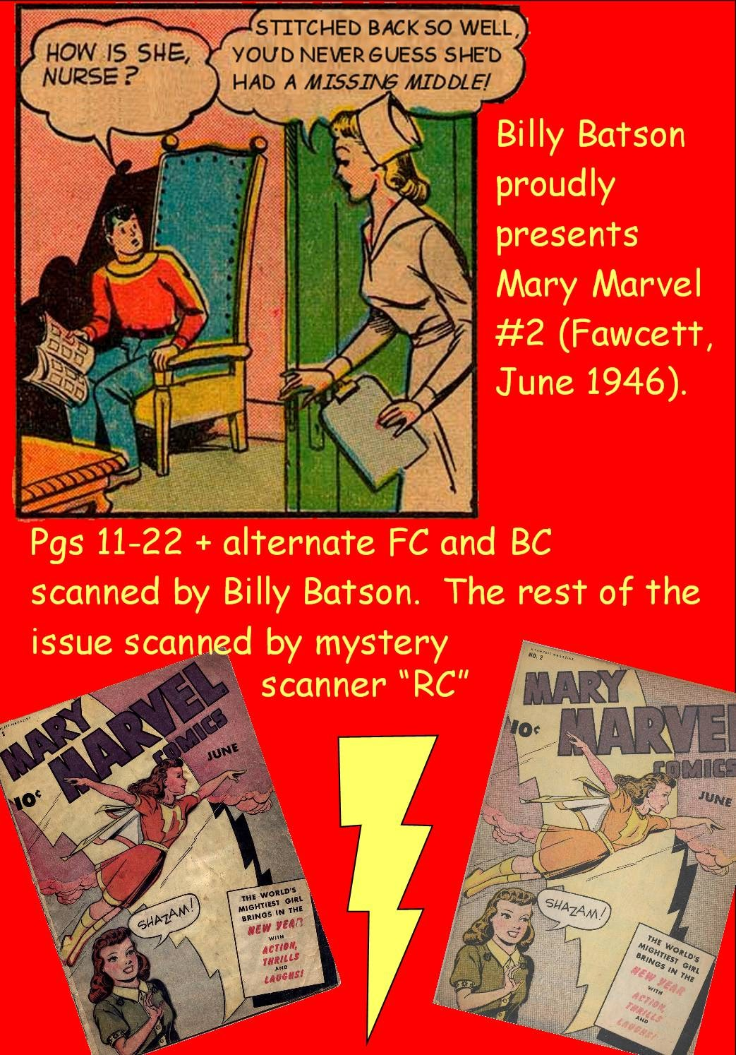 Mary Marvel issue 2 - Page 39