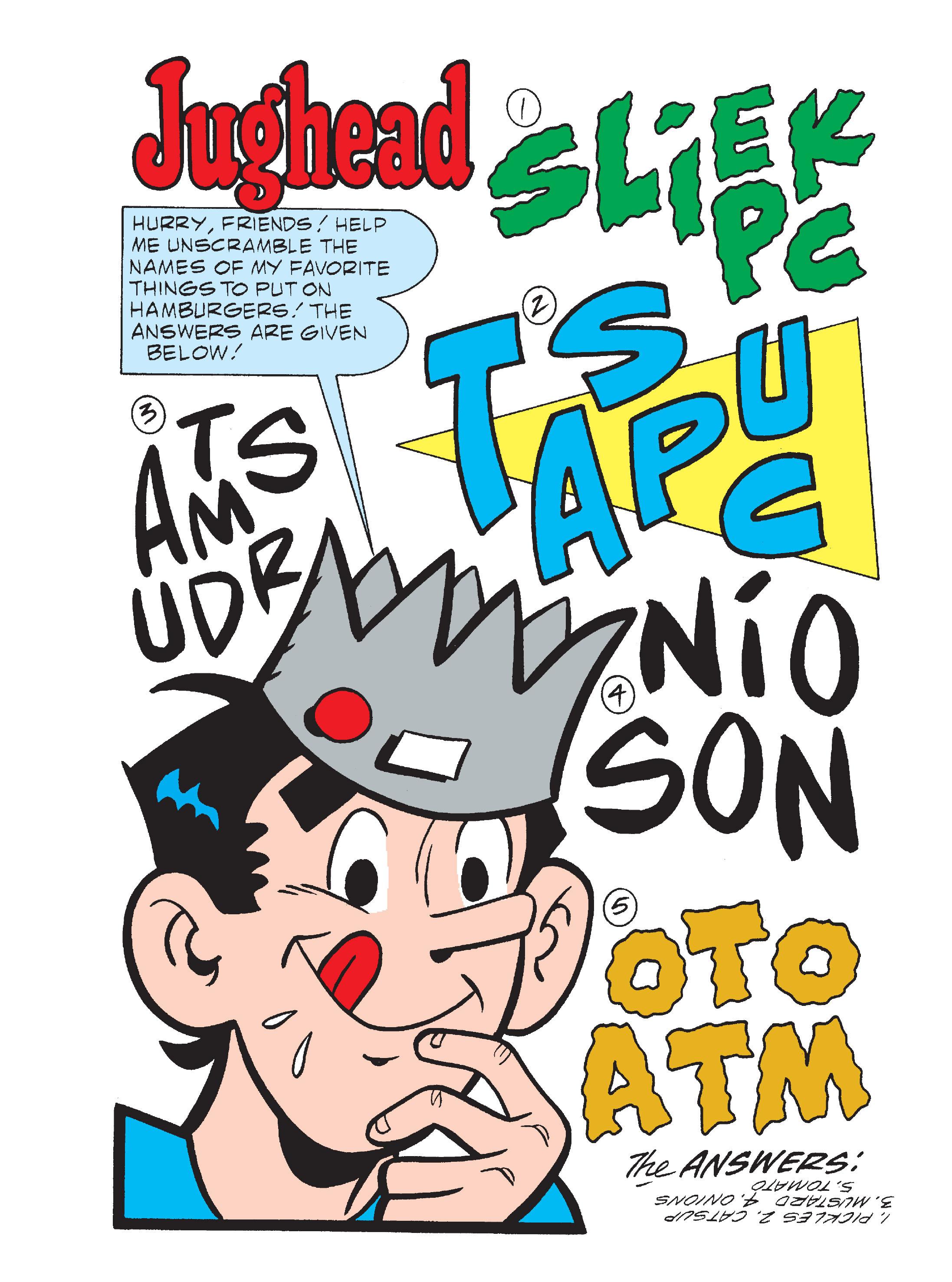 Read online Archie Giant Comics Collection comic -  Issue #Archie Giant Comics Collection TPB (Part 1) - 222