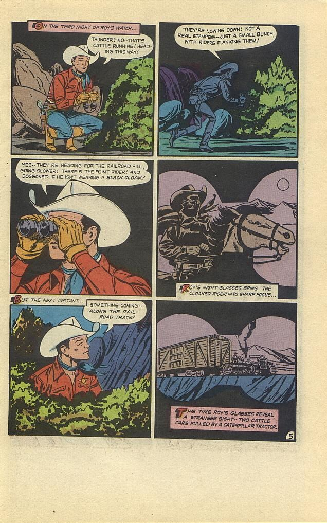 Read online Roy Rogers comic -  Issue #3 - 17