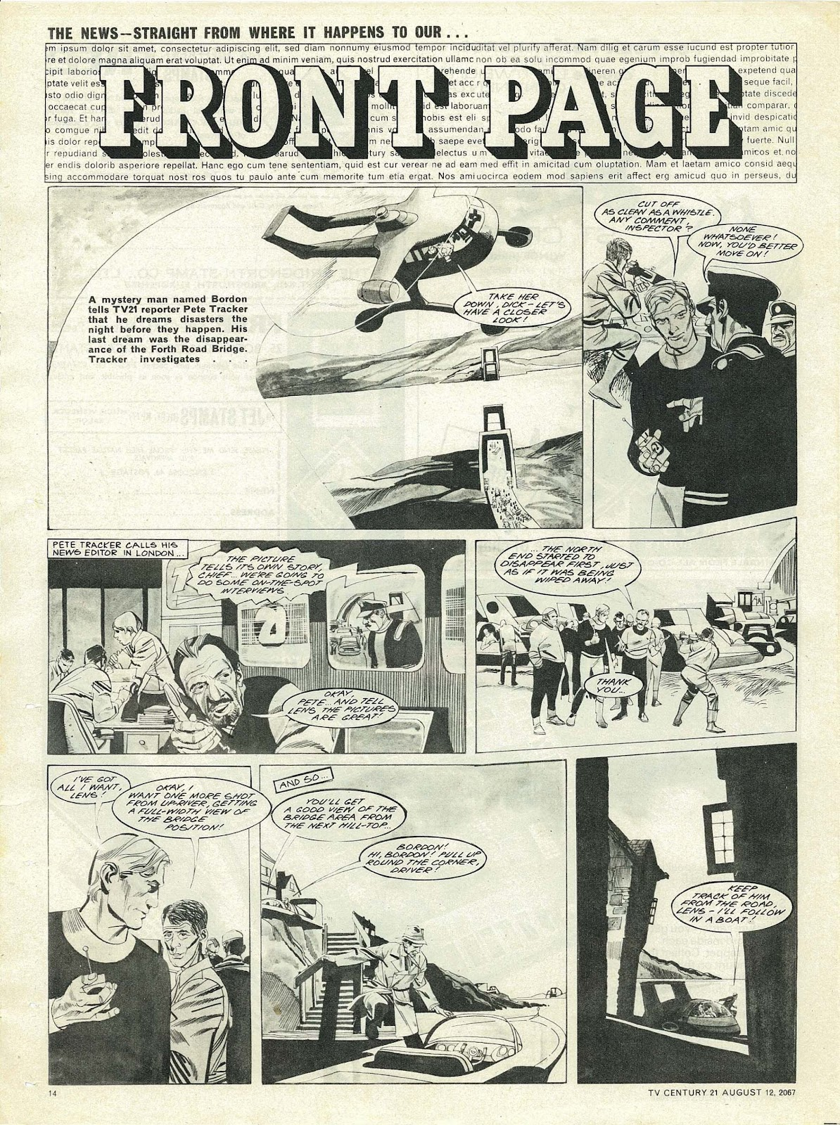 TV Century 21 (TV 21) issue 134 - Page 13