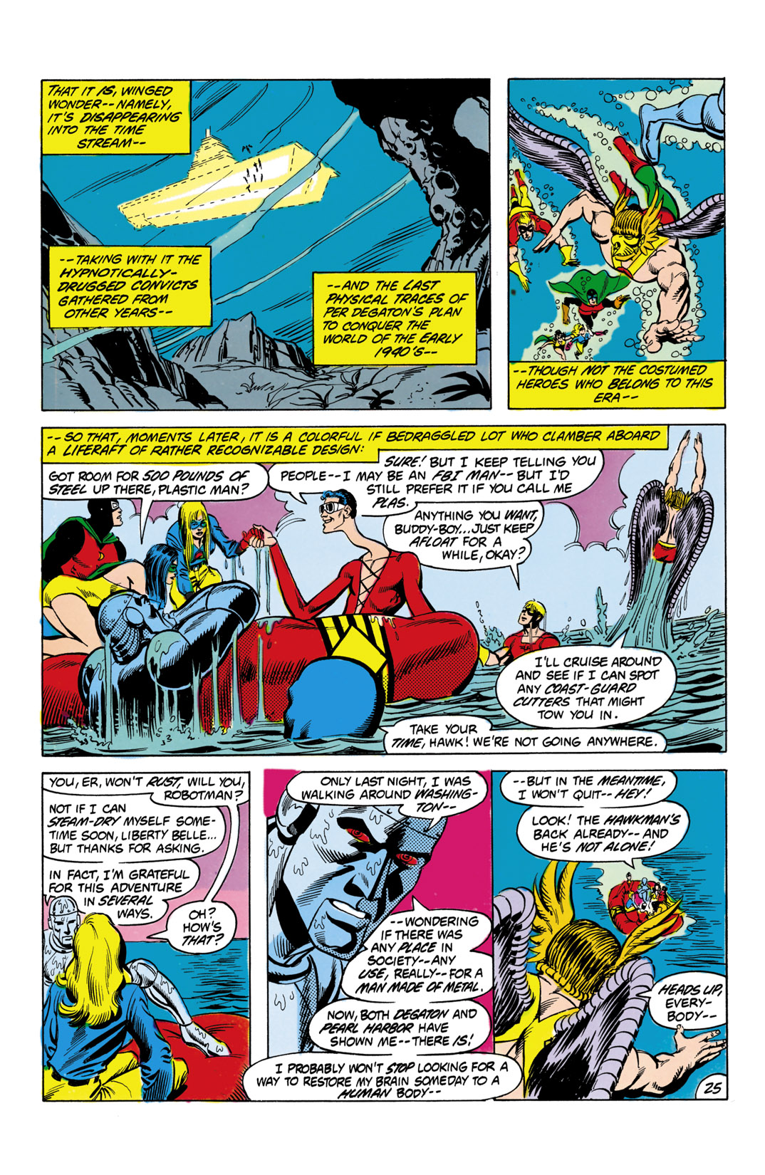 Read online All-Star Squadron comic -  Issue #3 - 26