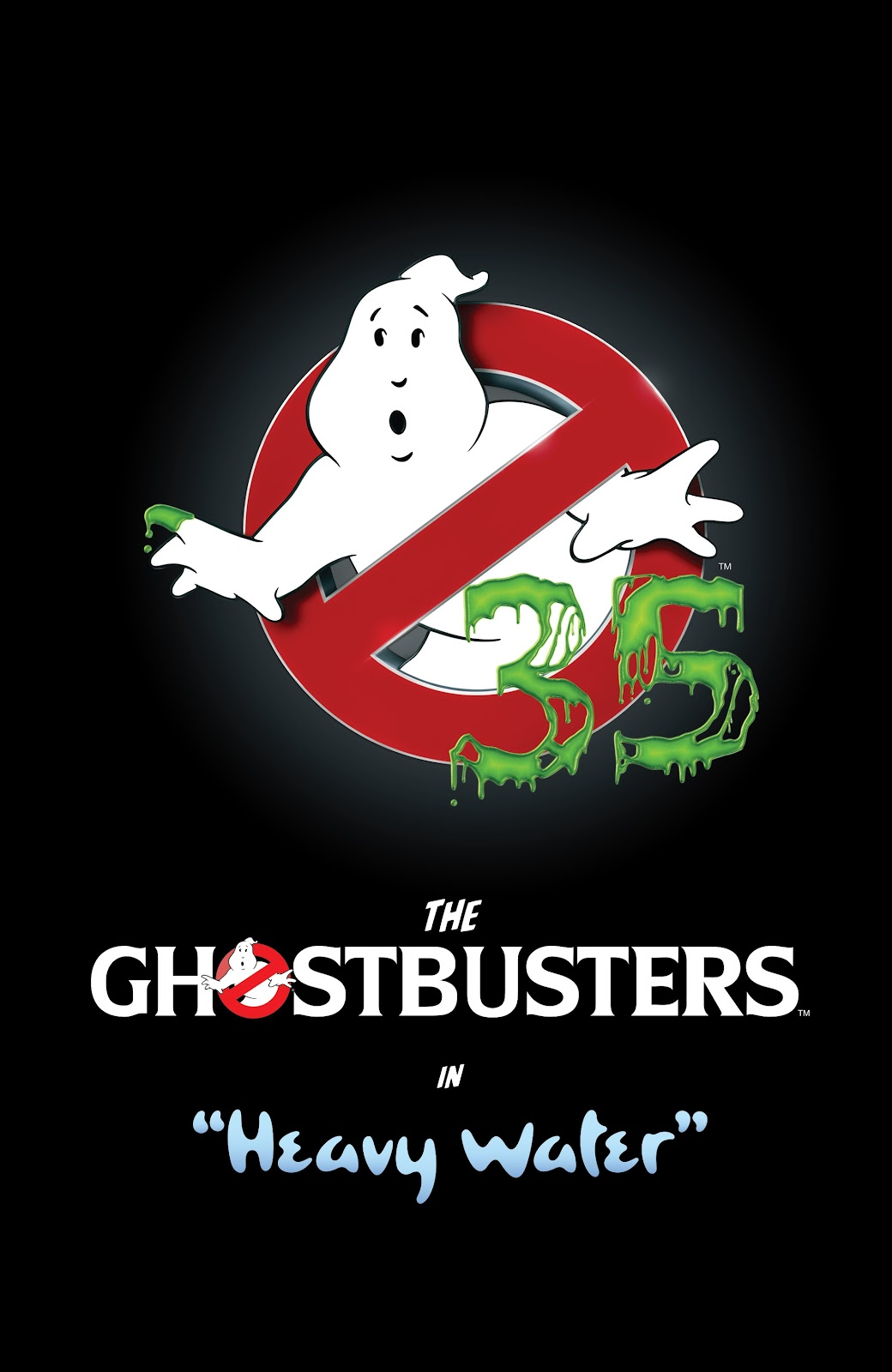 Read online Ghostbusters 35th Anniversary: Ghostbusters comic -  Issue # Full - 3