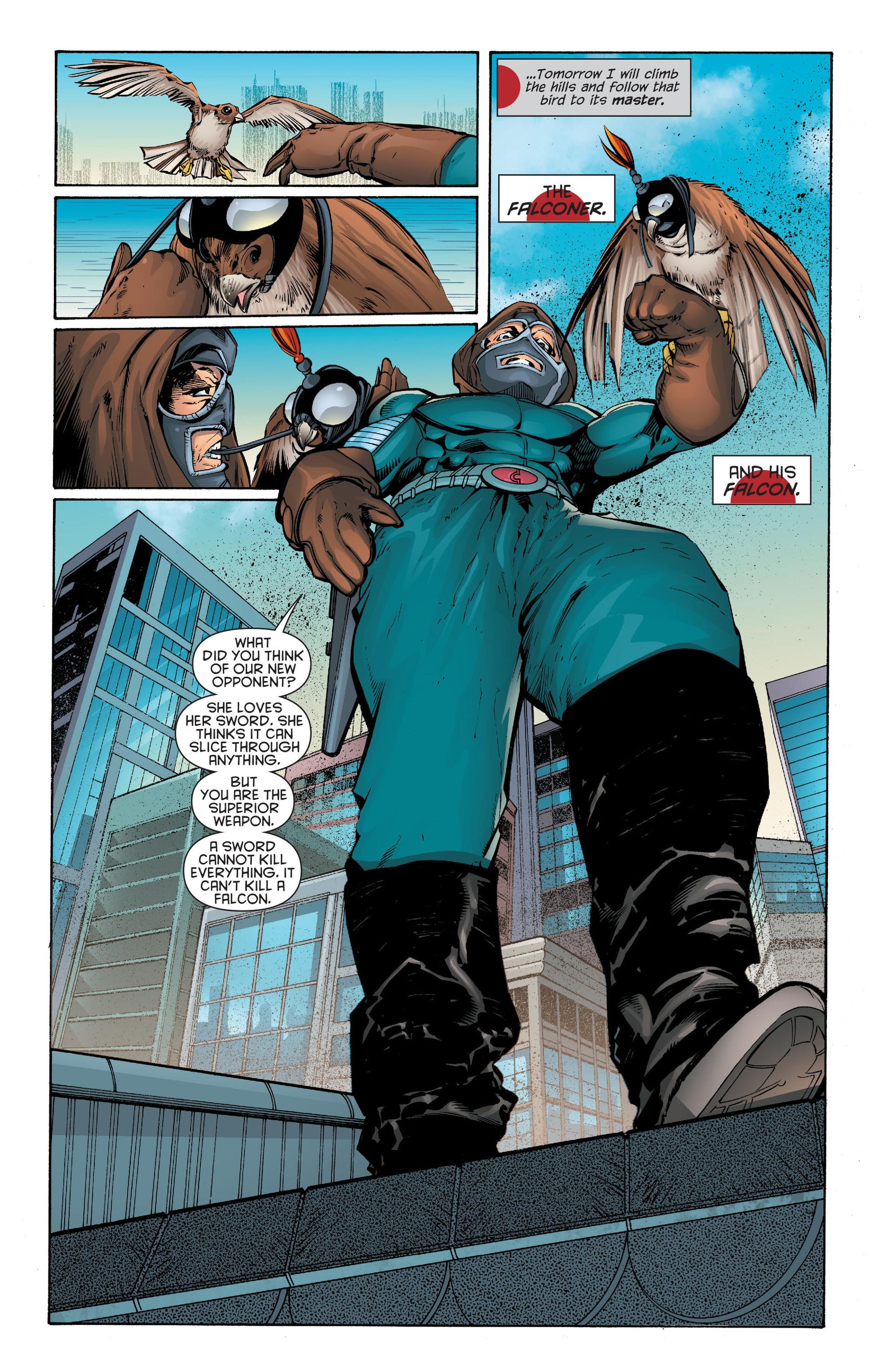 Read online Katana comic -  Issue #7 - 5