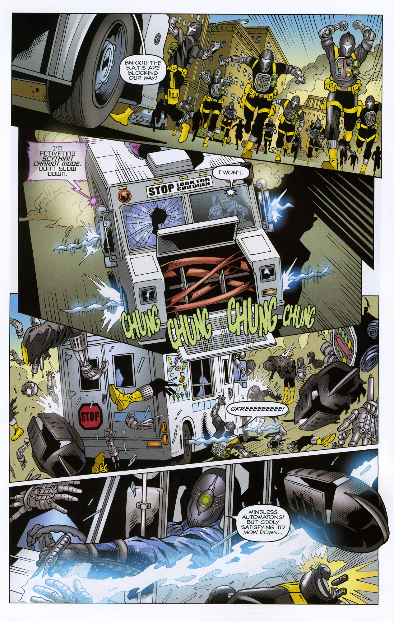 G.I. Joe: A Real American Hero 178 Page 6