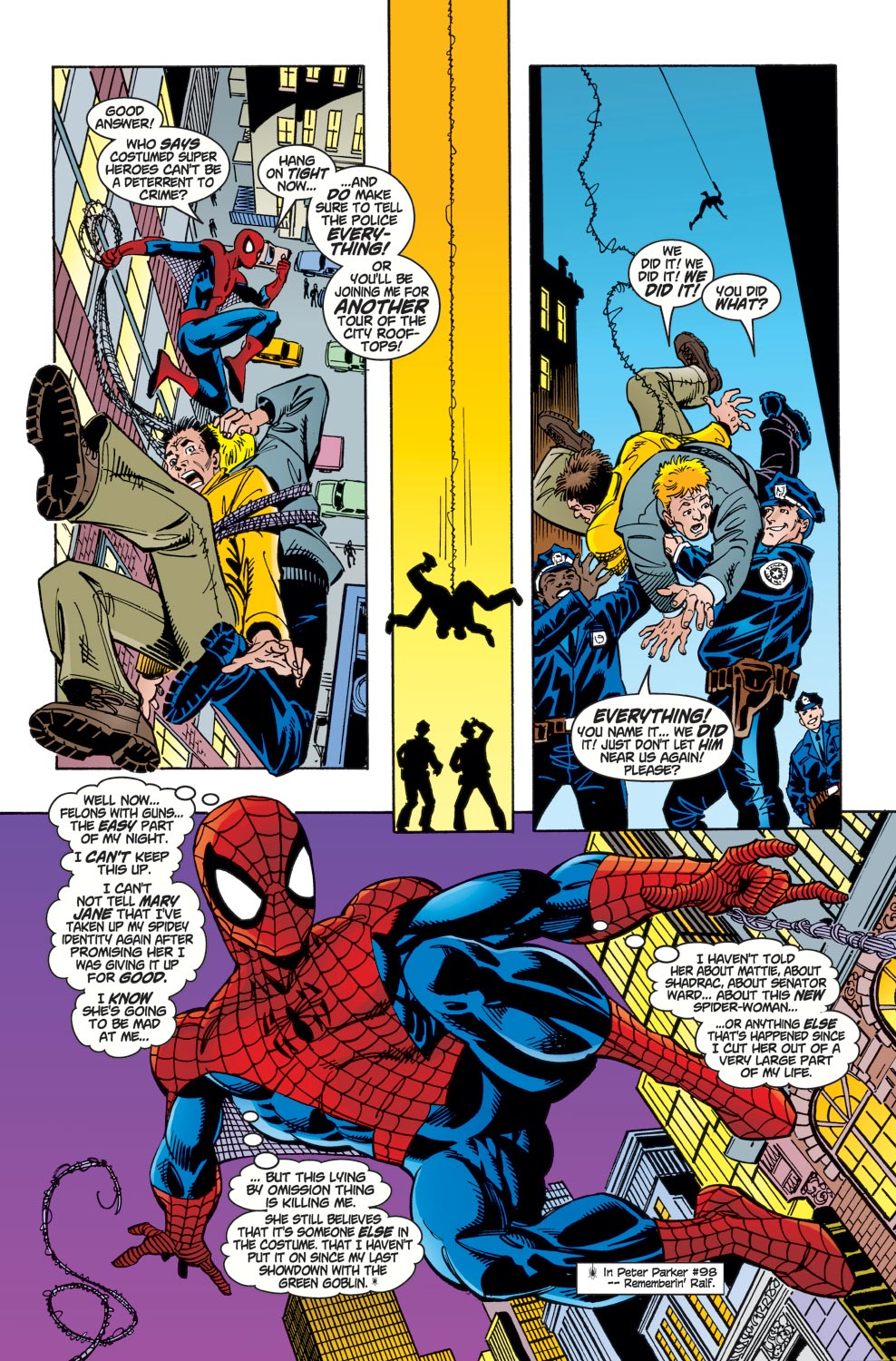 The Amazing Spider-Man (1999) 6 Page 3
