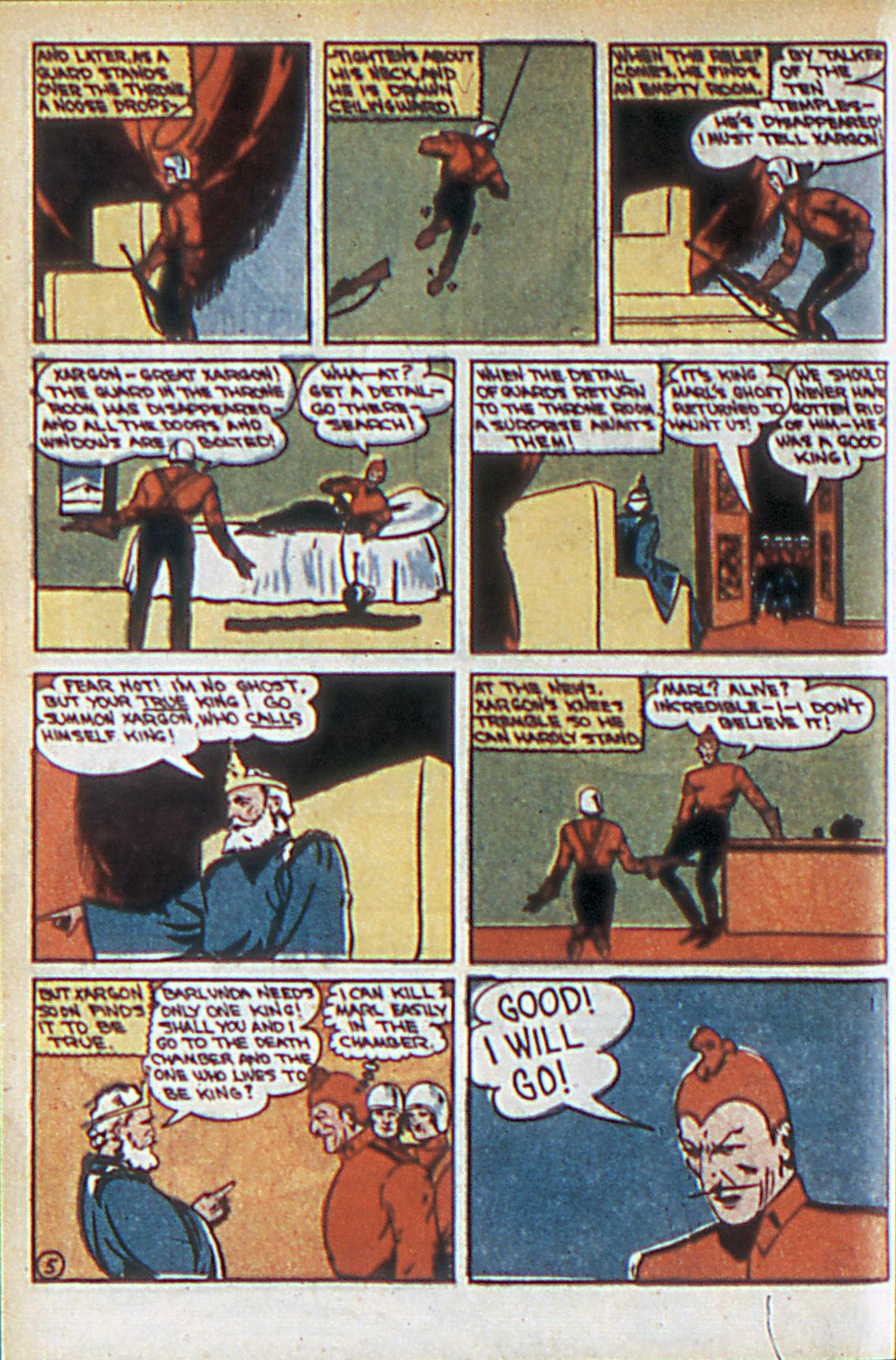Read online Adventure Comics (1938) comic -  Issue #60 - 37