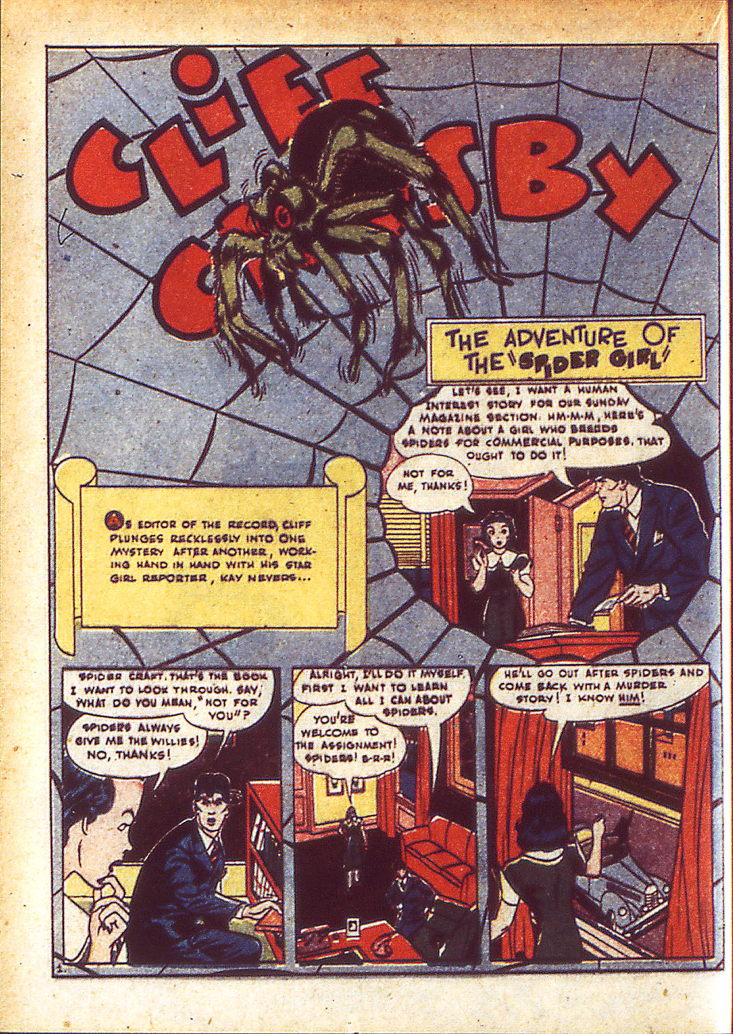 Detective Comics (1937) 57 Page 30
