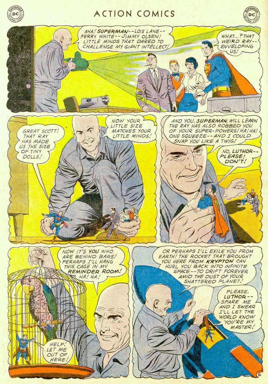 Action Comics (1938) 277 Page 7