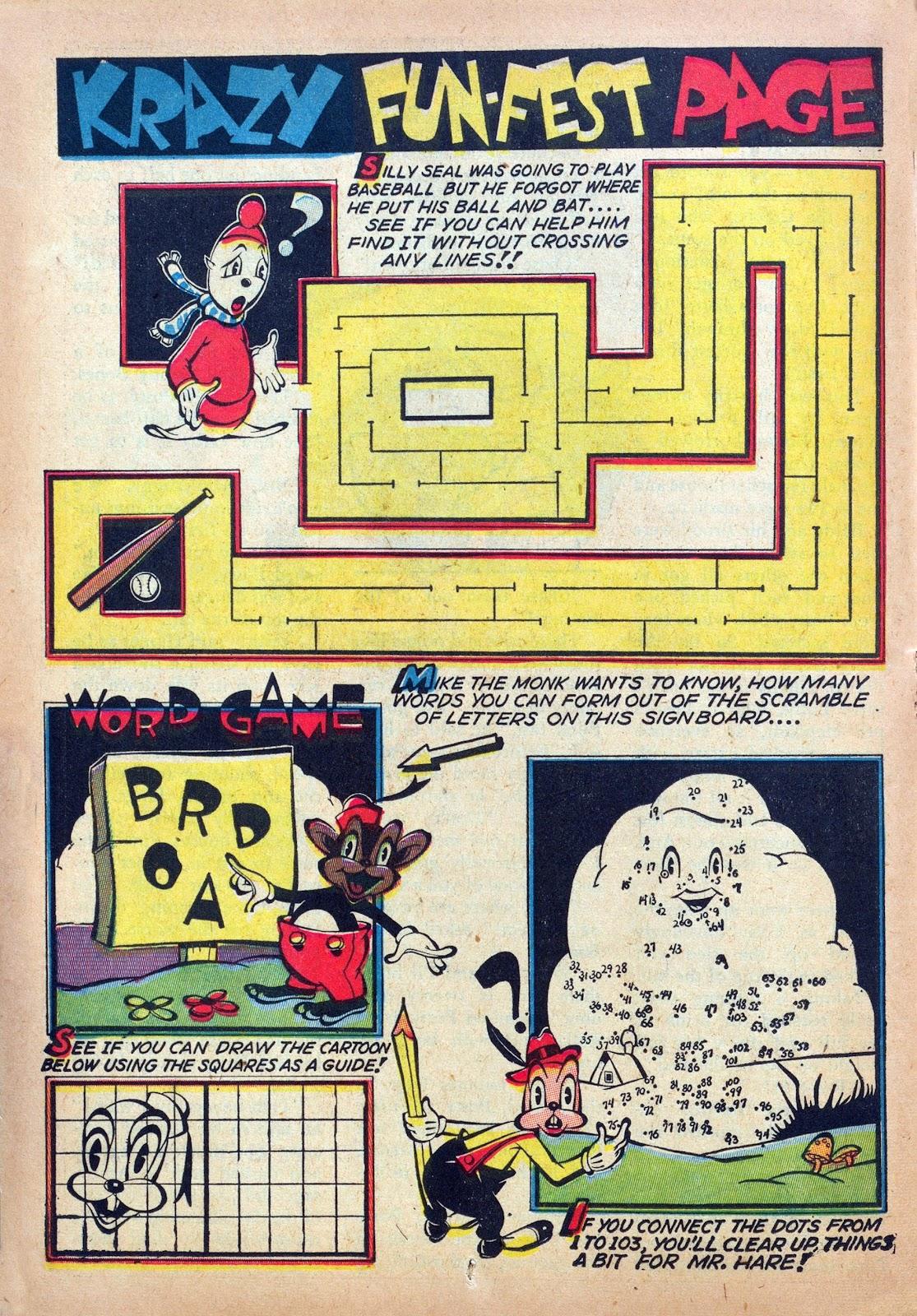 Krazy Komics issue 6 - Page 32