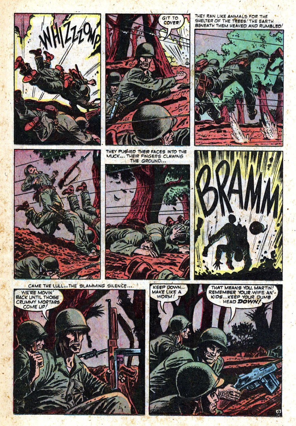 War Adventures issue 2 - Page 21