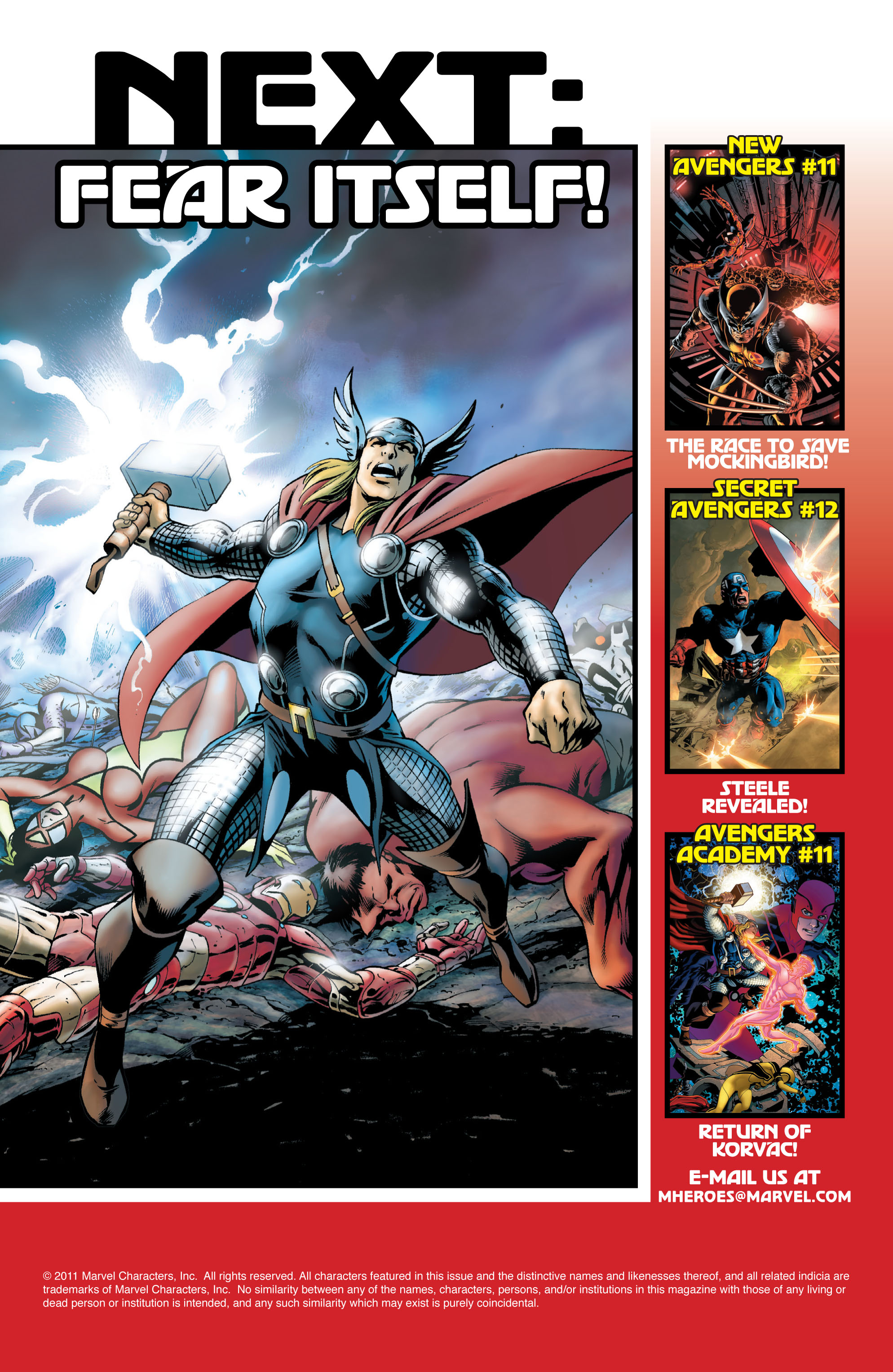 Read online Avengers (2010) comic -  Issue #12.1 - 27