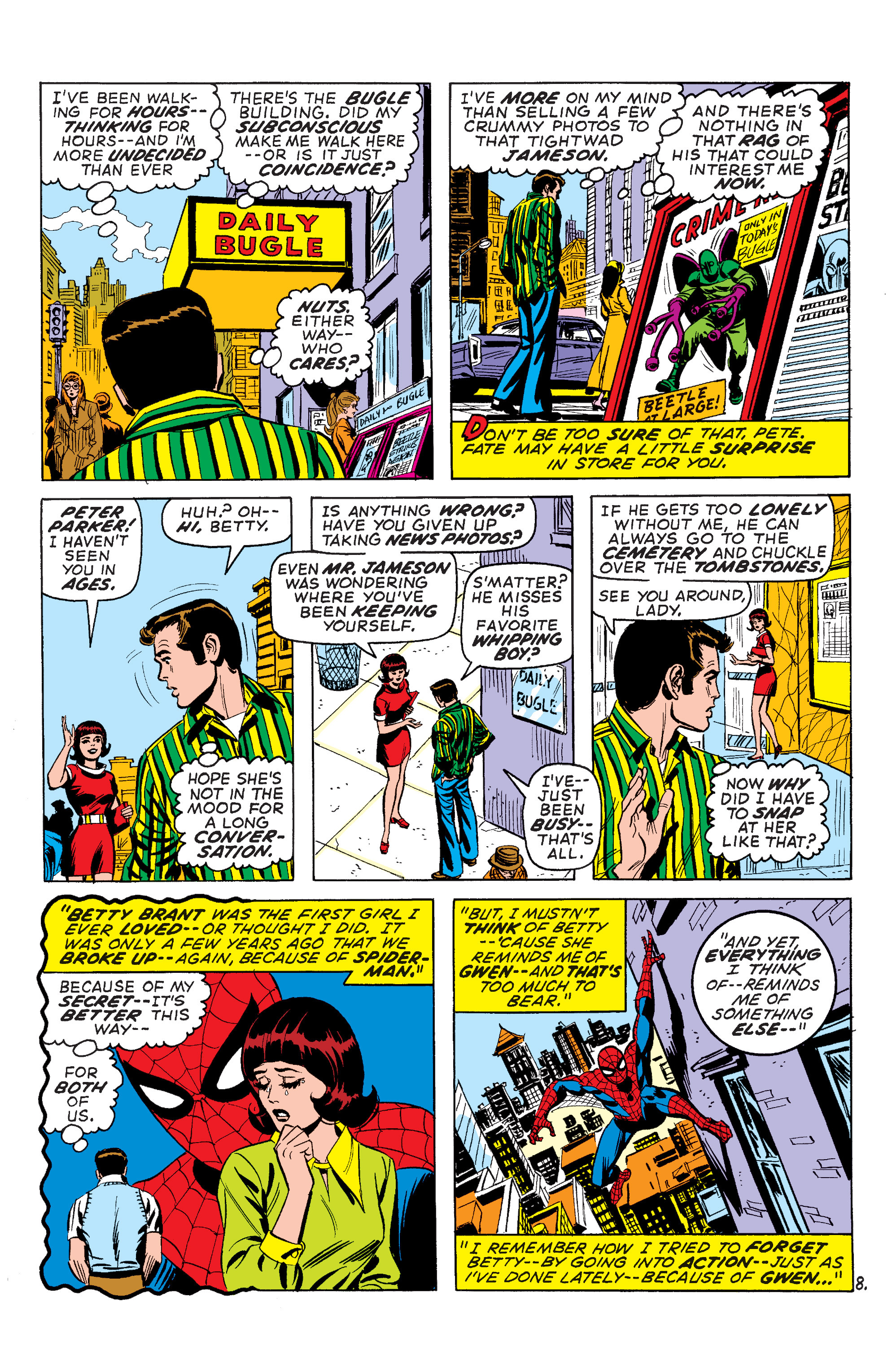 The Amazing Spider-Man (1963) 94 Page 8