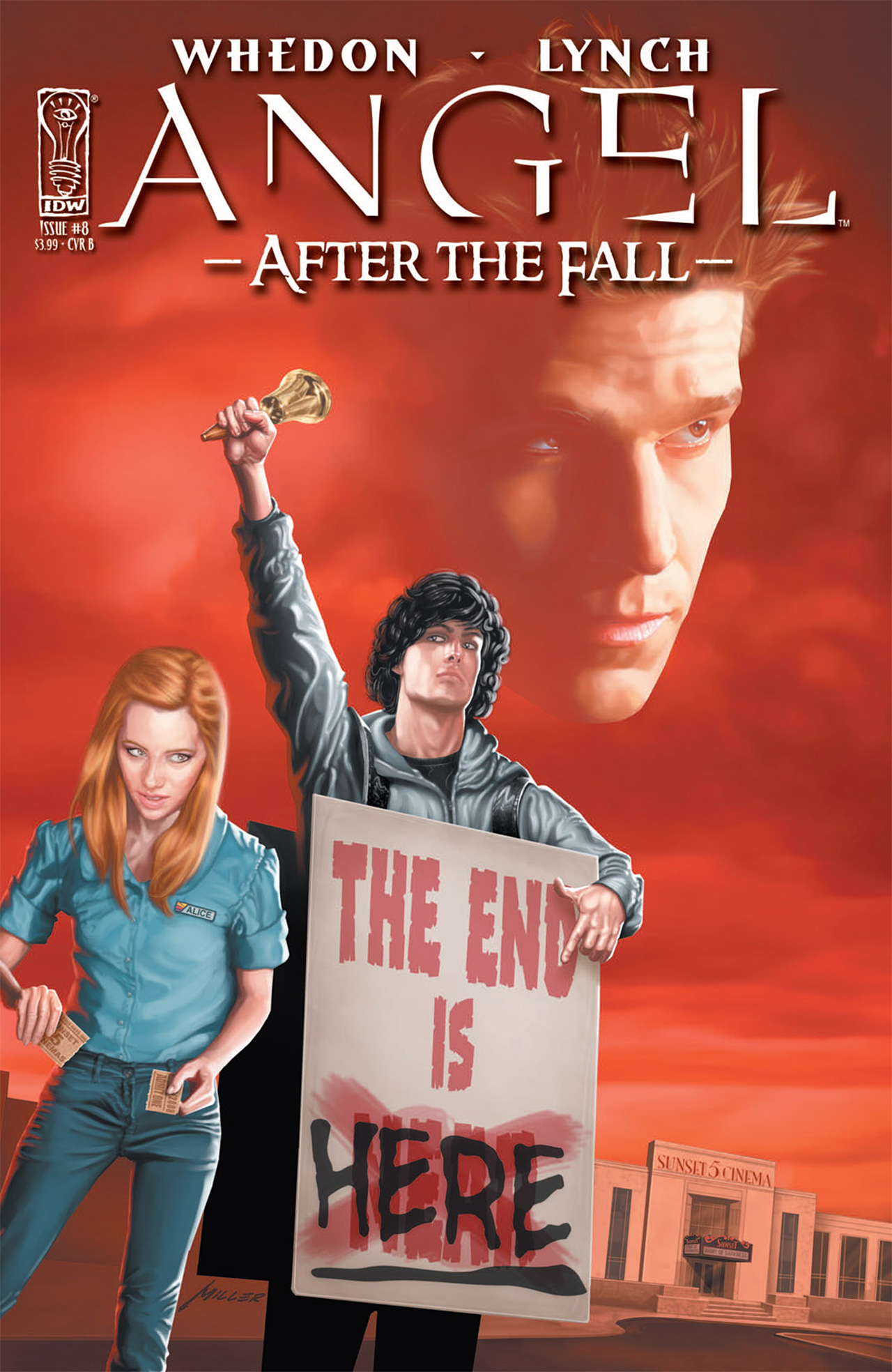 Read online Angel: After The Fall comic -  Issue #8 - 2