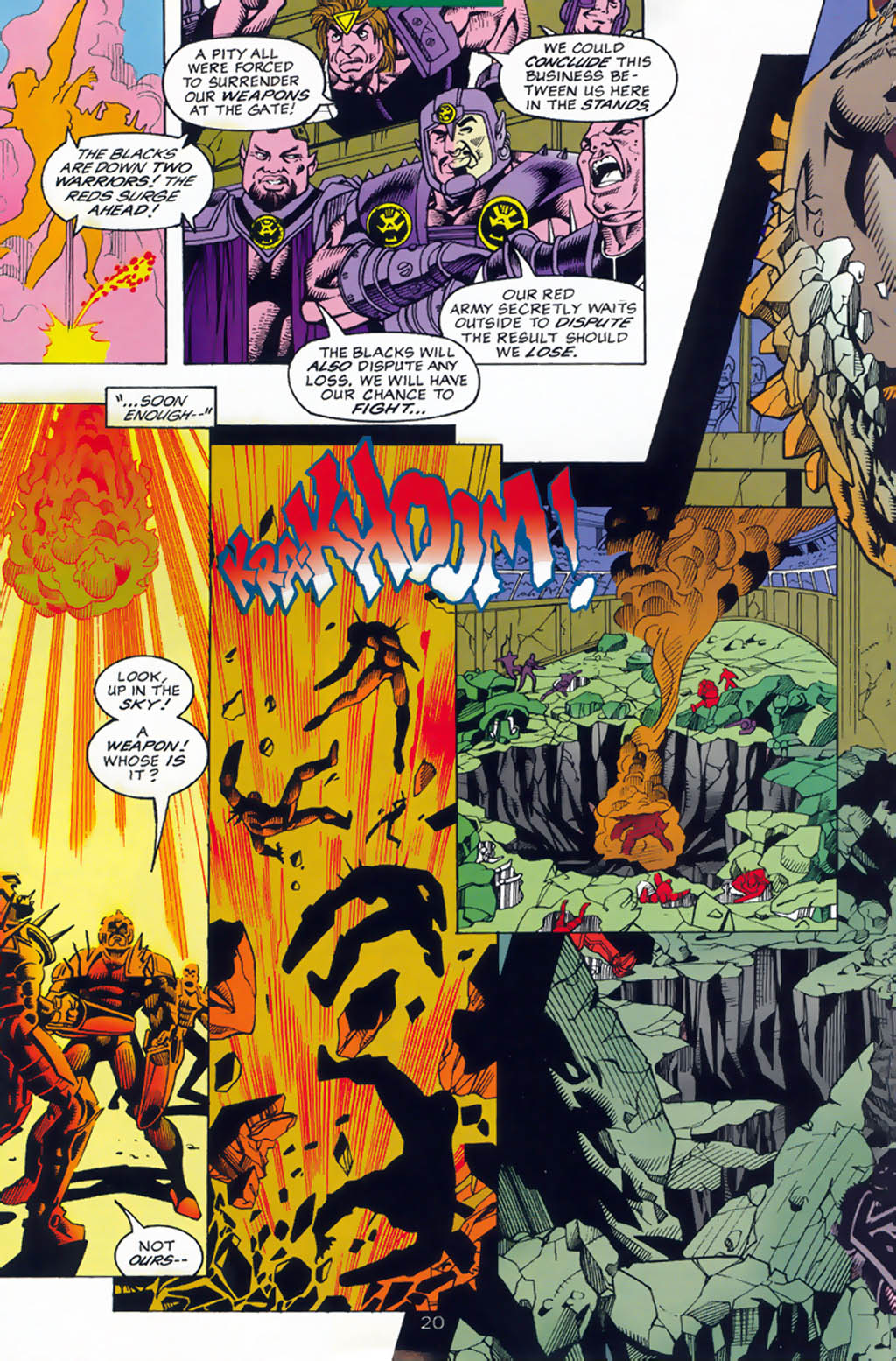 Read online Doomsday Annual comic -  Issue # Full - 21