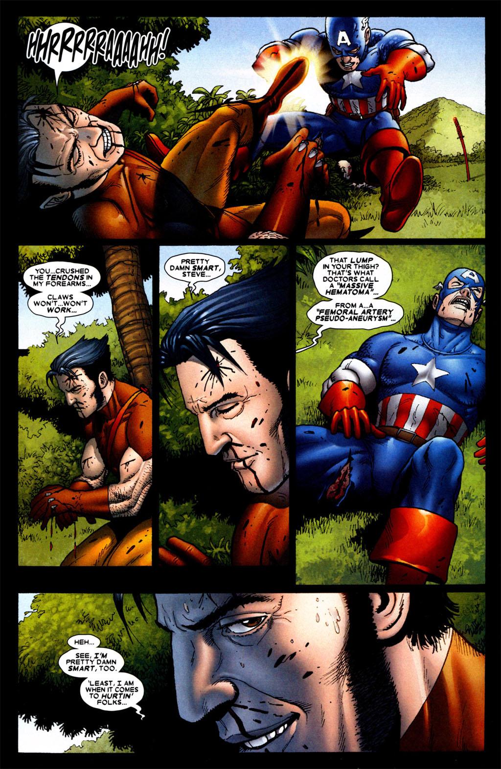 Read online Wolverine: Origins comic -  Issue #4 - 13