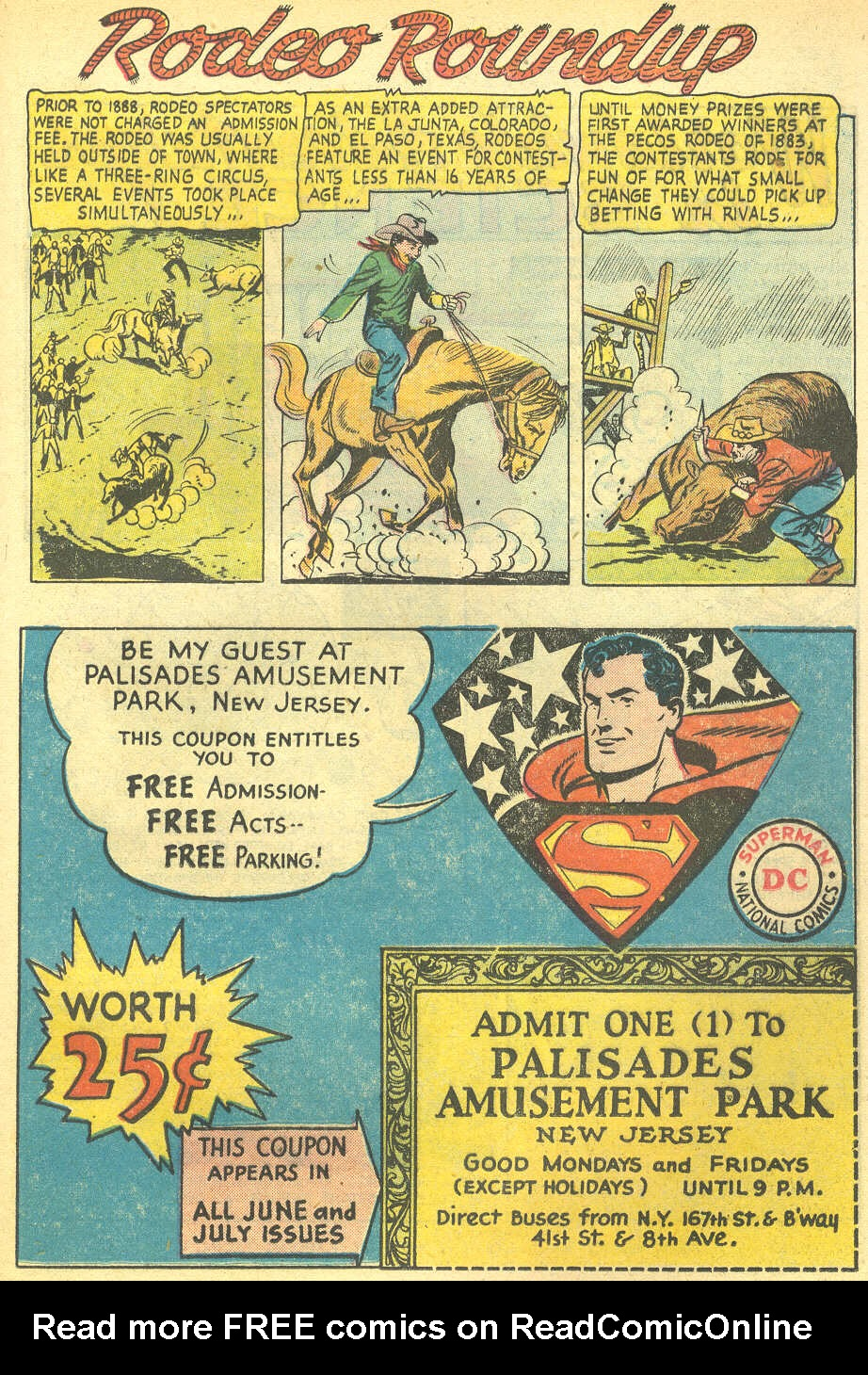 Read online All-Star Western (1951) comic -  Issue #95 - 17