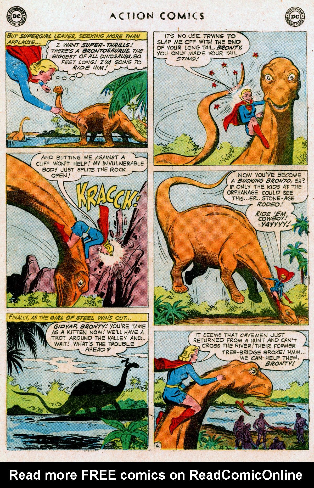Action Comics (1938) 259 Page 28