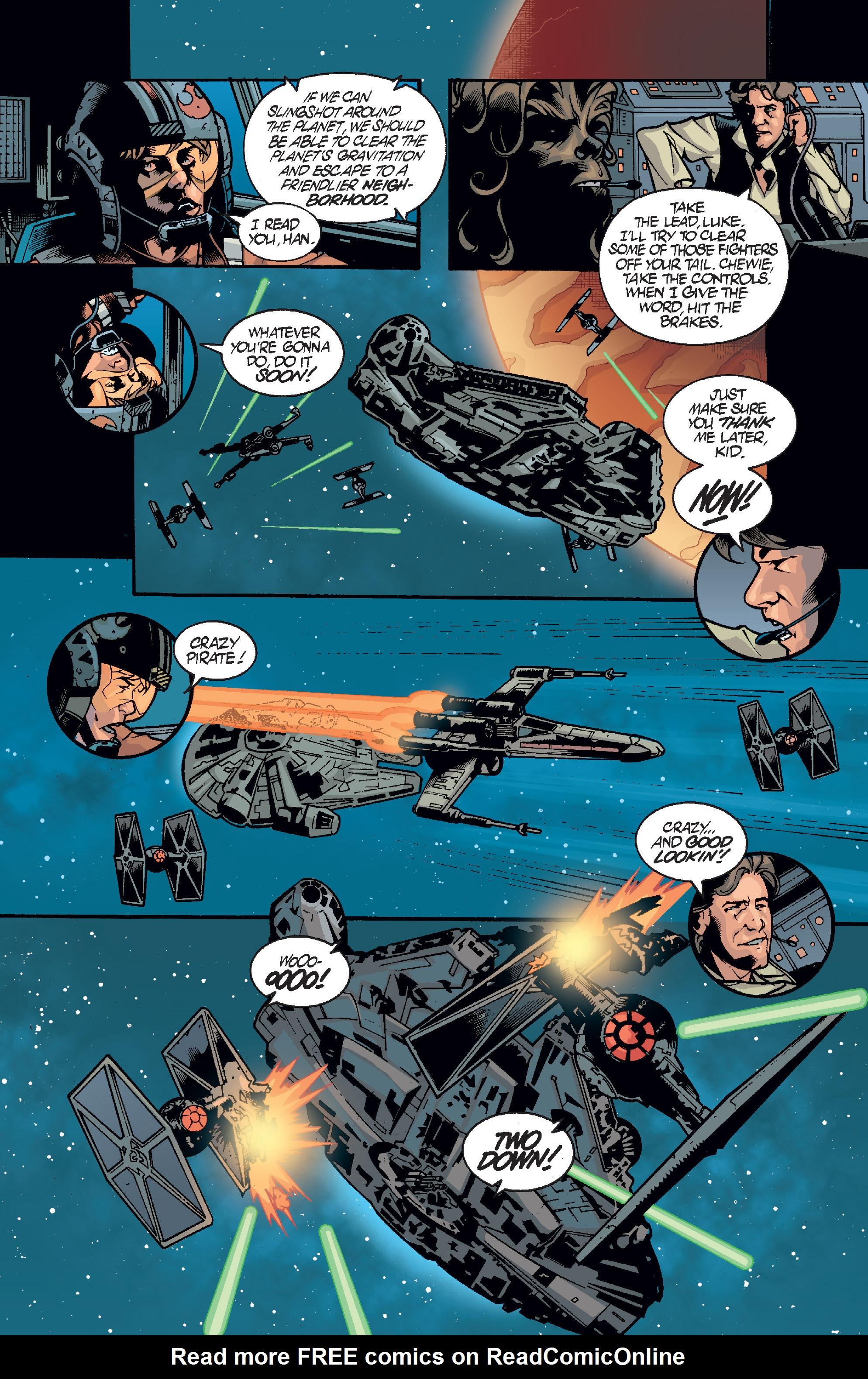 Read online Star Wars Omnibus comic -  Issue # Vol. 27 - 16