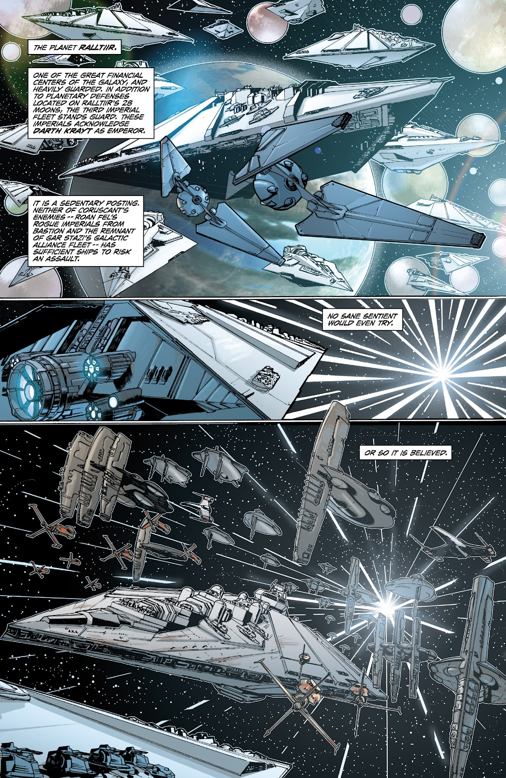 Read online Star Wars Legends: Legacy - Epic Collection comic -  Issue # TPB 2 (Part 4) - 91
