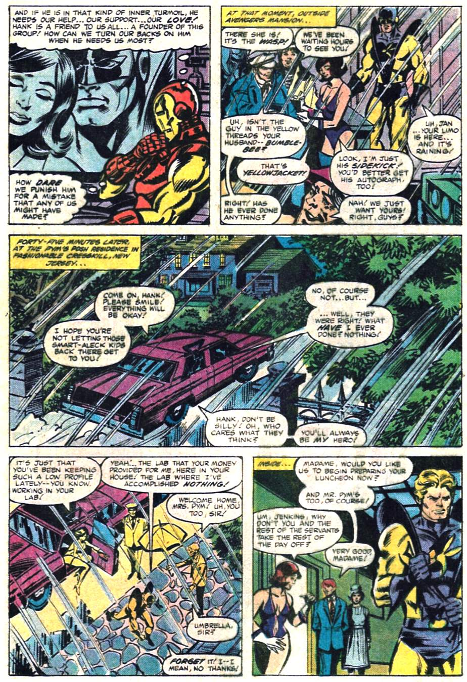 The Avengers (1963) 213 Page 8