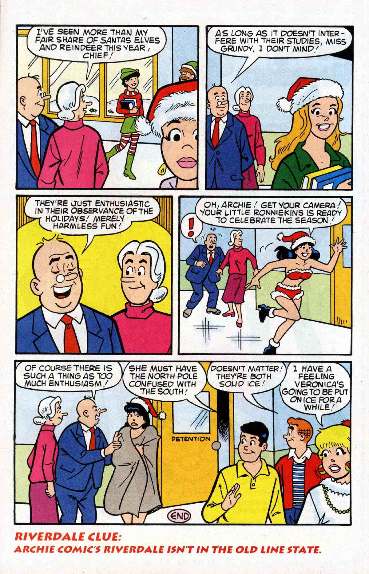 Read online Archie's Girls Betty and Veronica comic -  Issue #182 - 14
