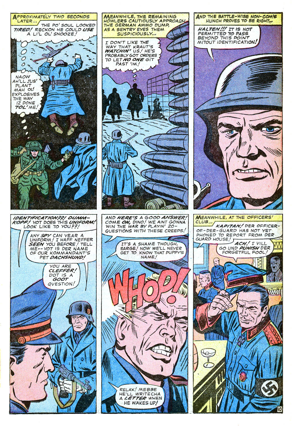 Read online Sgt. Fury comic -  Issue #18 - 15