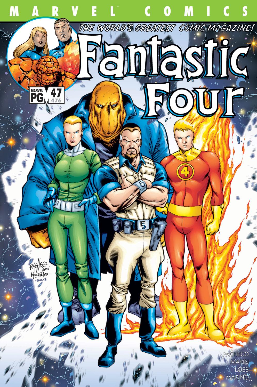 Fantastic Four (1998) 47 Page 1