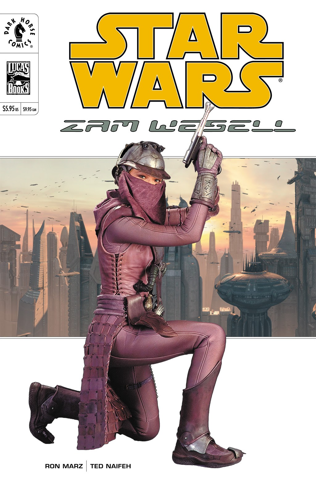Star Wars: Zam Wesell Full Page 1