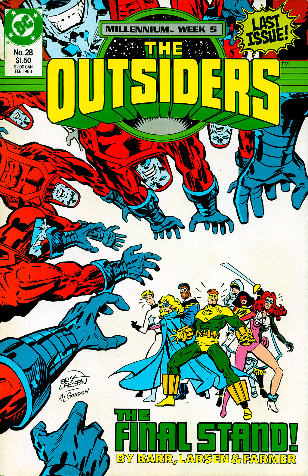 The Outsiders (1985) 28 Page 1