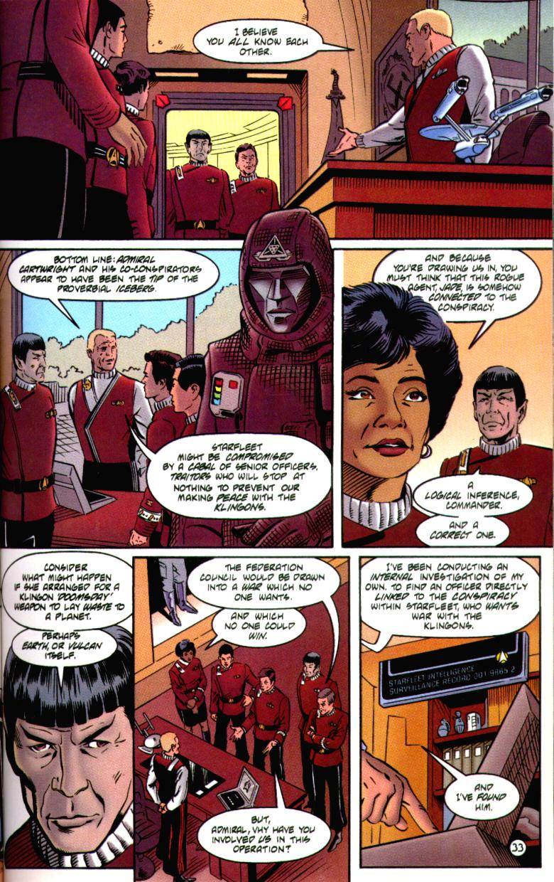 Read online Star Trek: The Ashes of Eden comic -  Issue # Full - 38