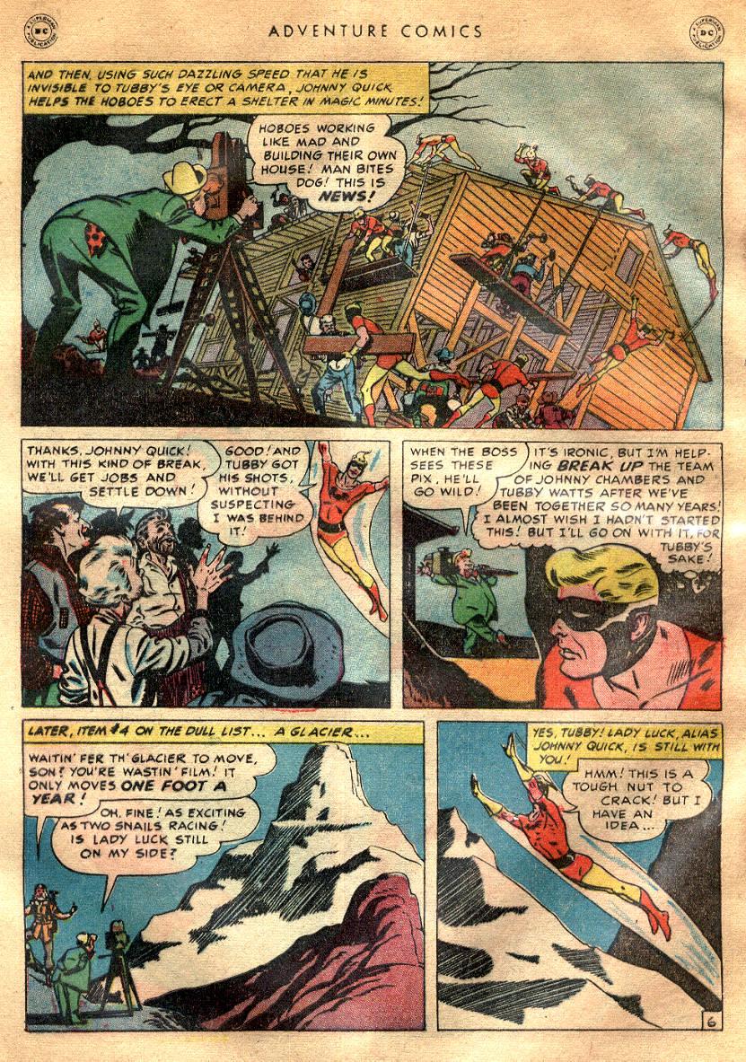 Read online Adventure Comics (1938) comic -  Issue #145 - 31