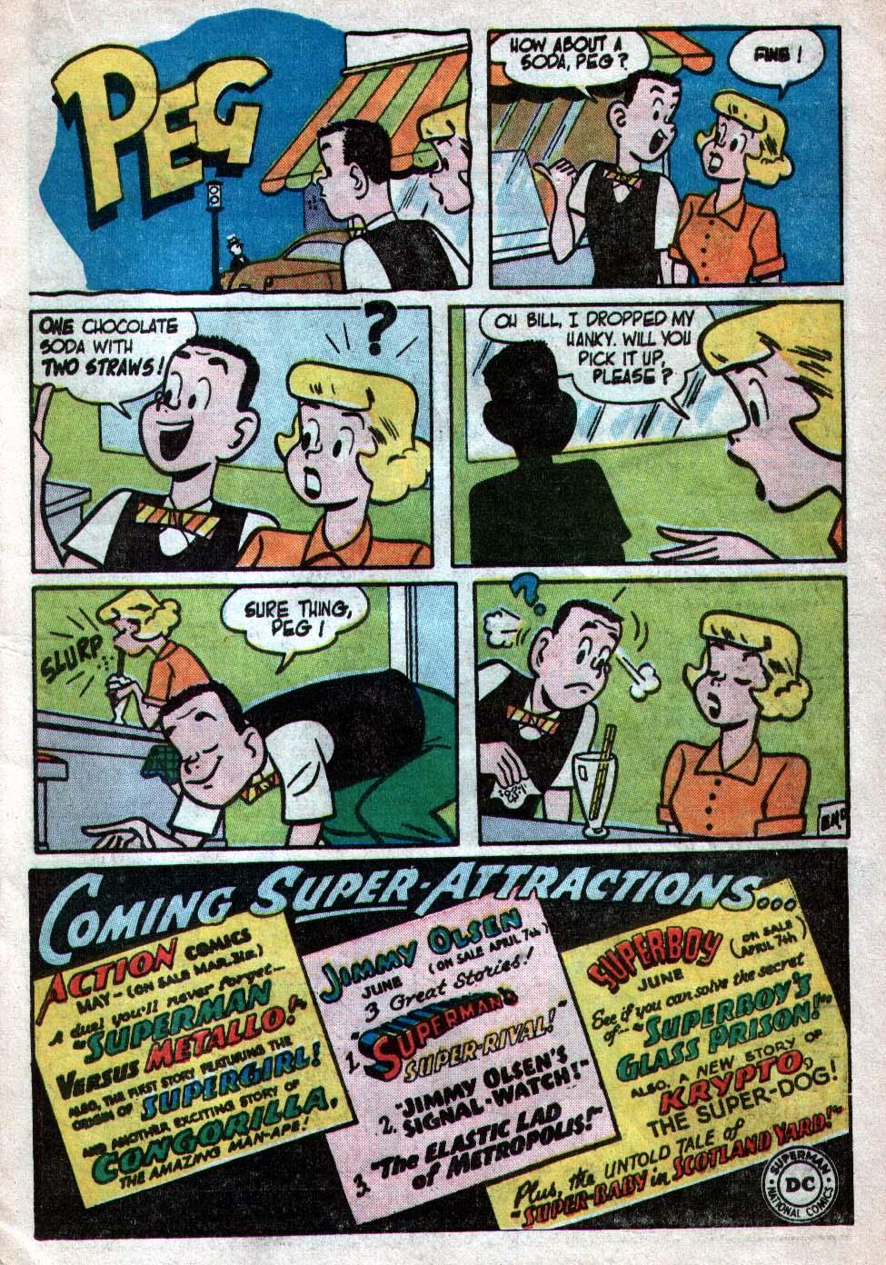 Read online Adventure Comics (1938) comic -  Issue #260 - 15